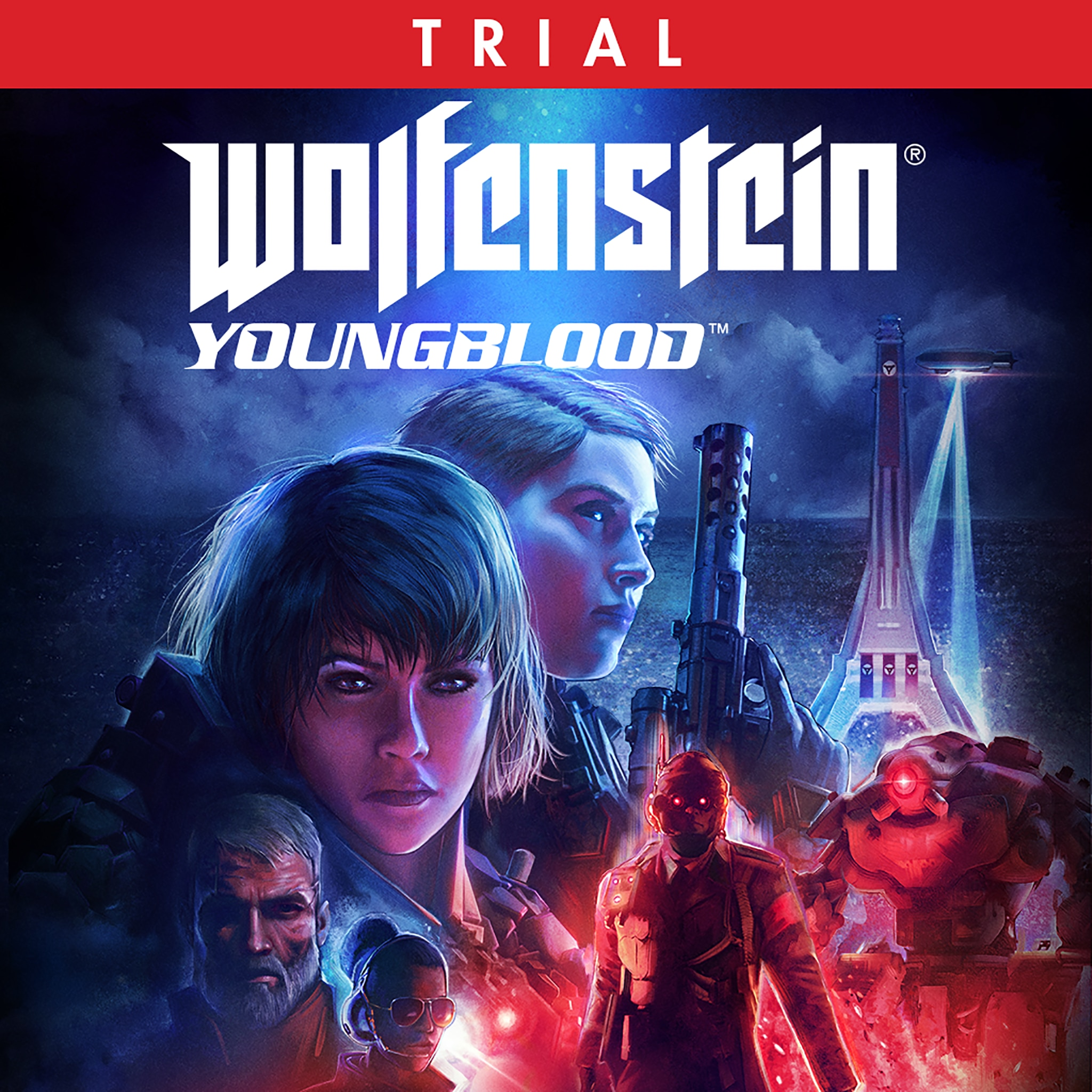 Wolfenstein: Youngblood - Trial (Deutsche Sprachversion)