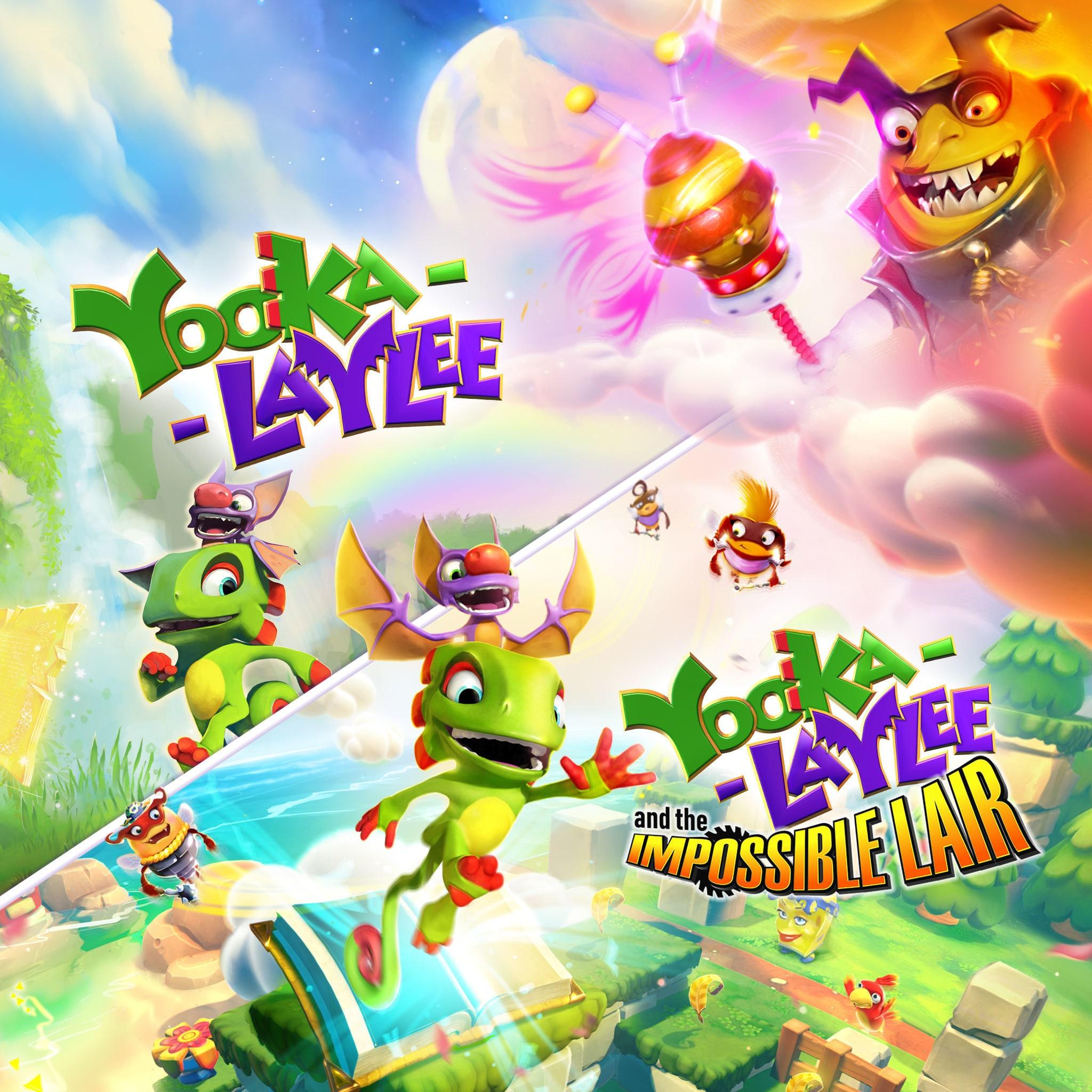 Yooka-Laylee: Buddy Duo Bundle
