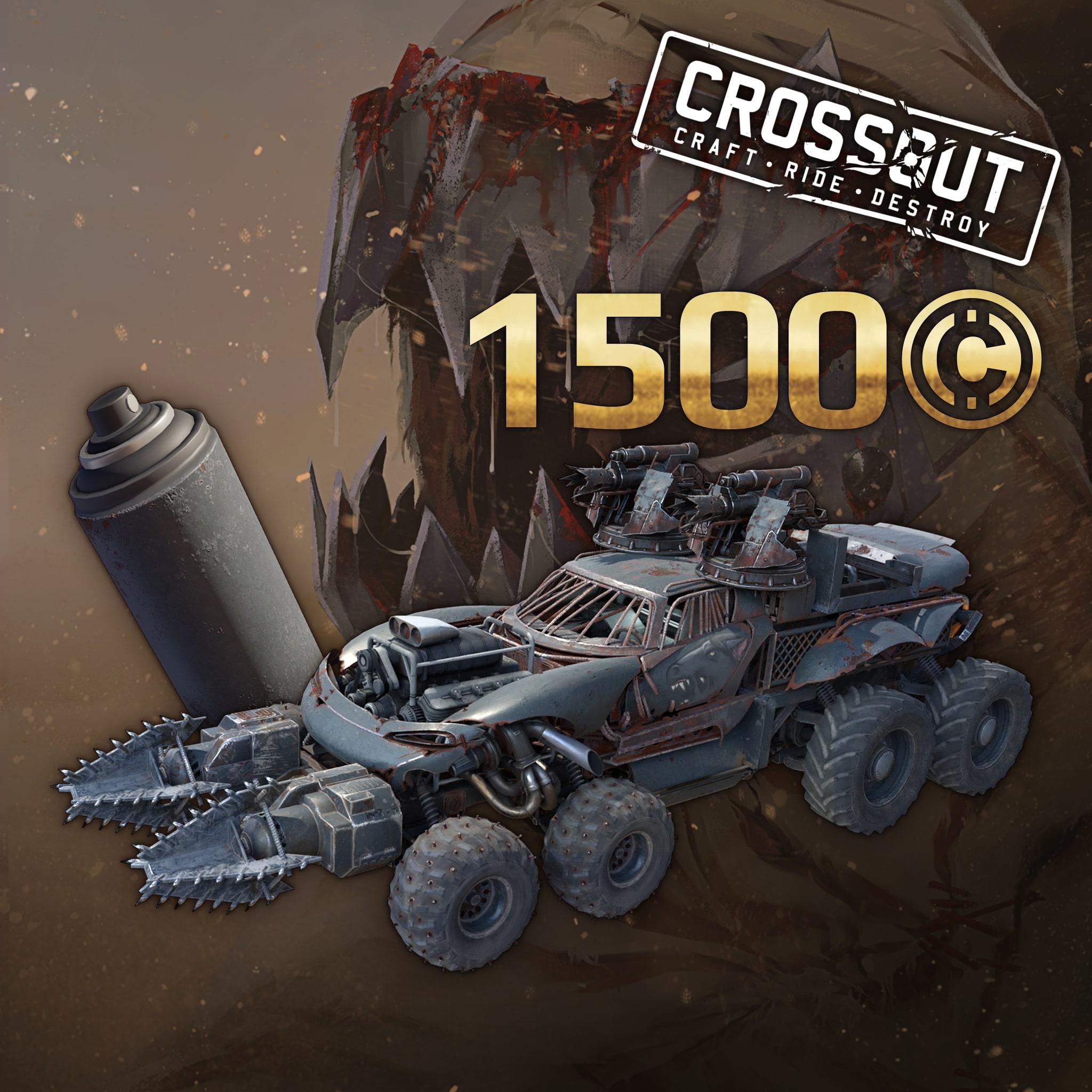 Crossout - Horsemen of Apocalypse: Famine
