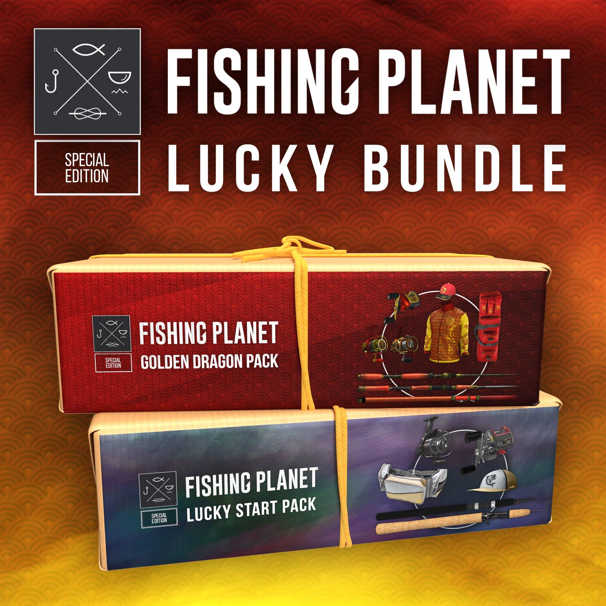 Fishing Planet: Lucky Bundle