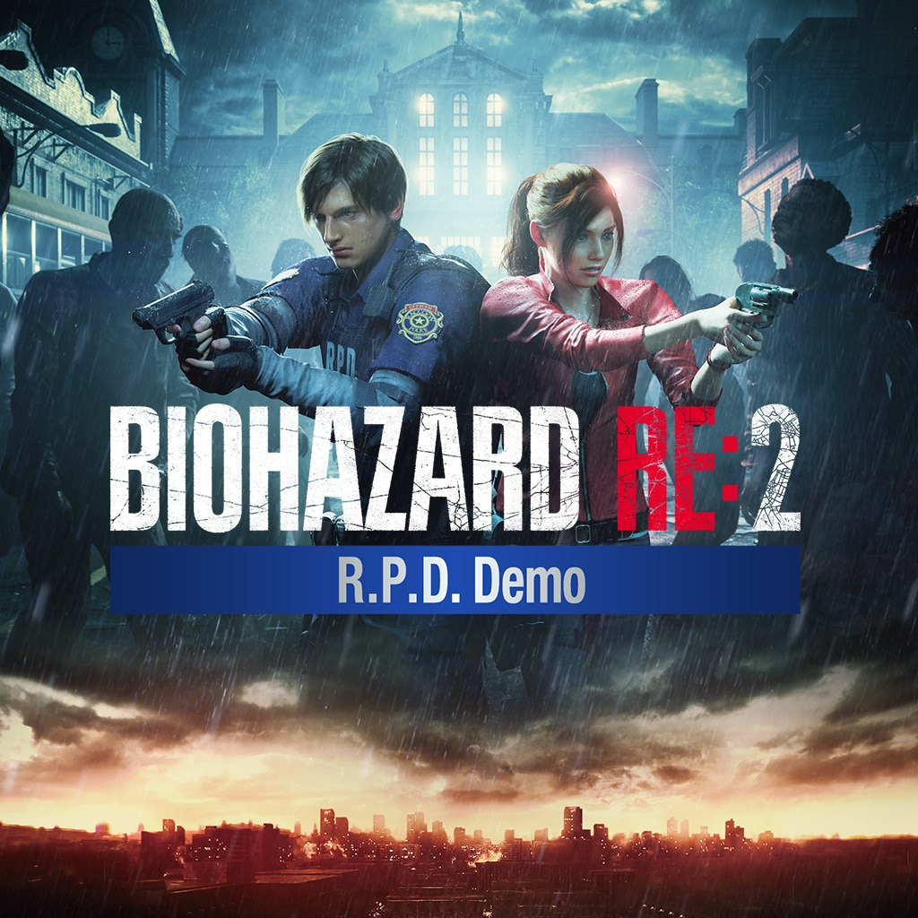 BIOHAZARD RE:2 R.P.D. Demo