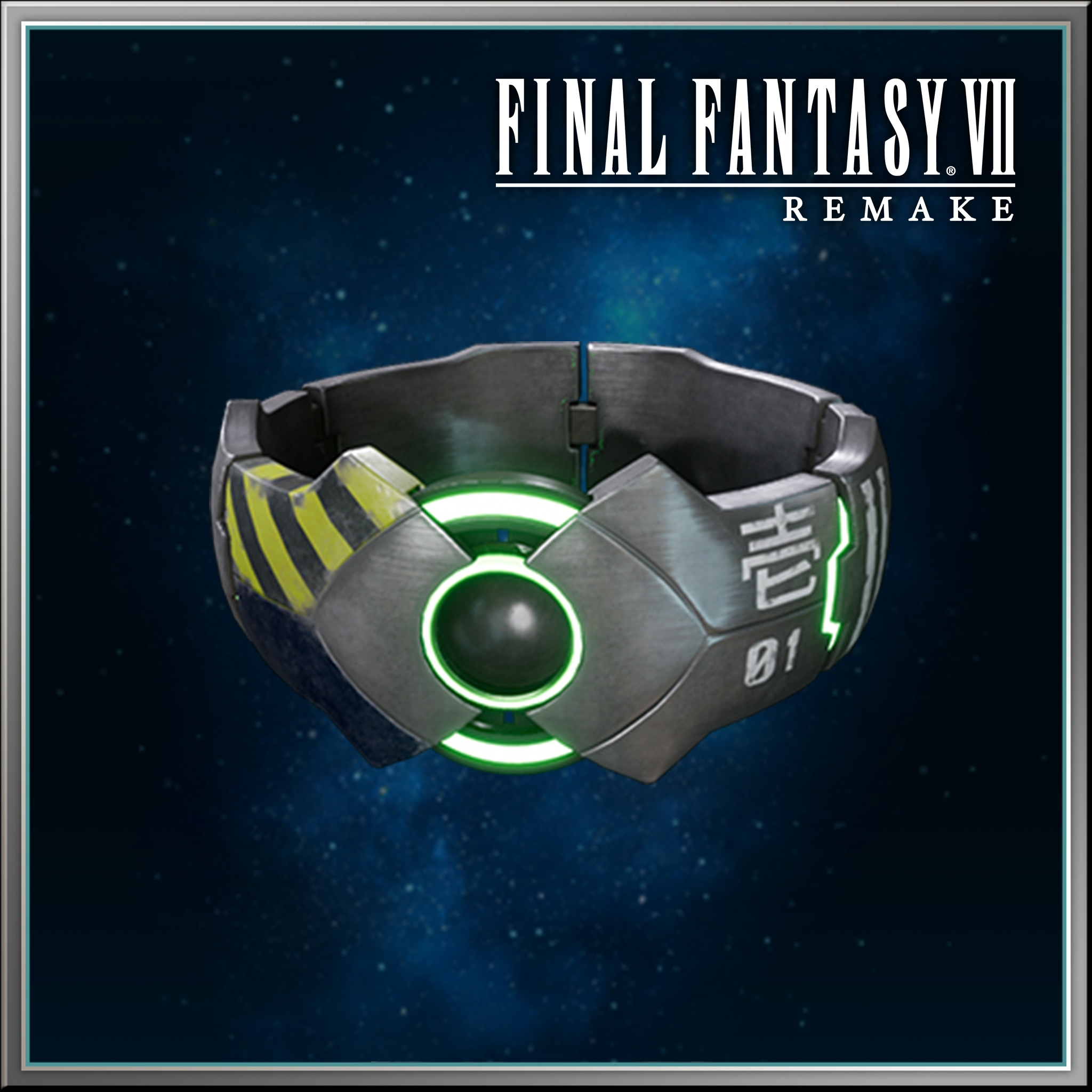 FINAL FANTASY VII REMAKE - Midgar Bangle