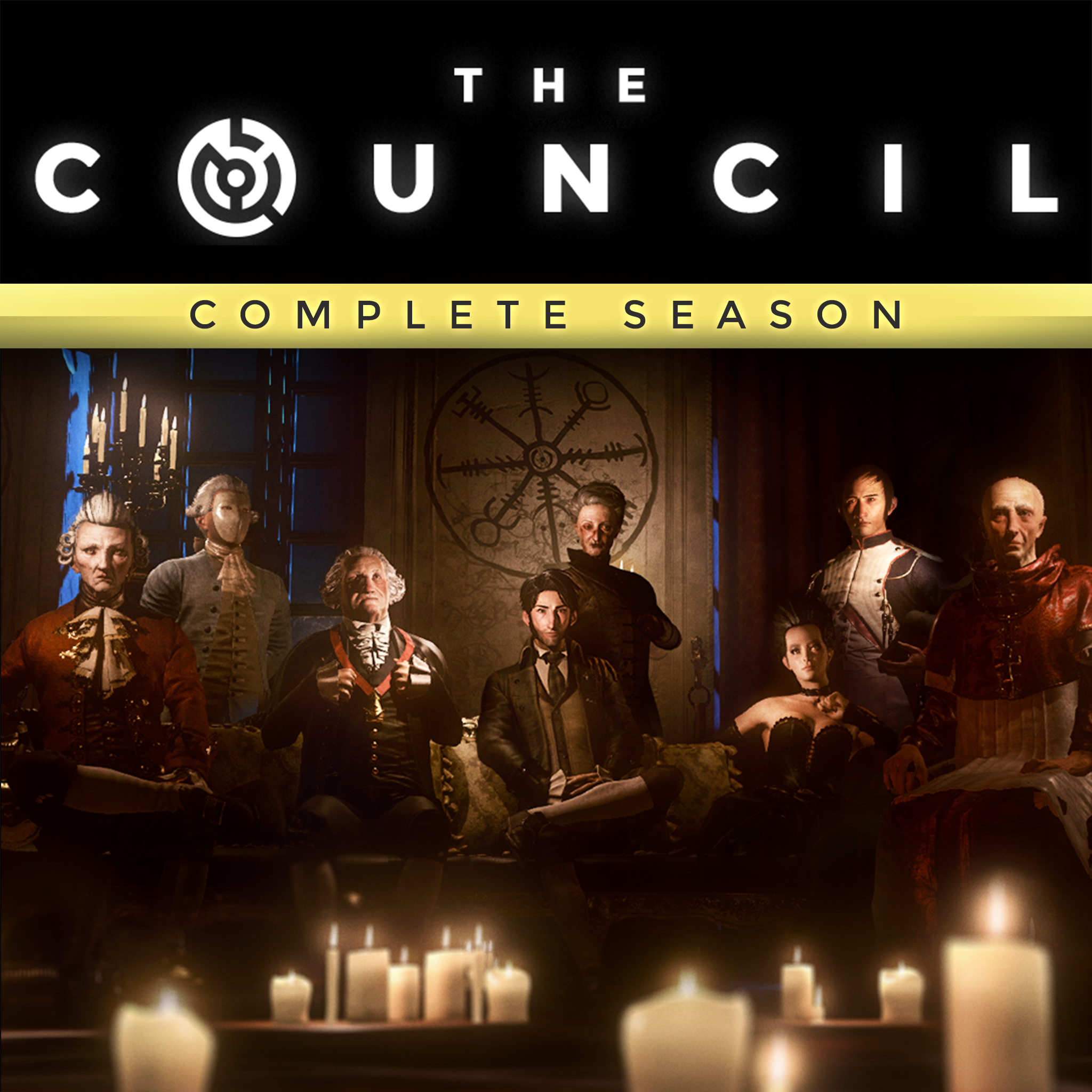 The Council - The Complete Season