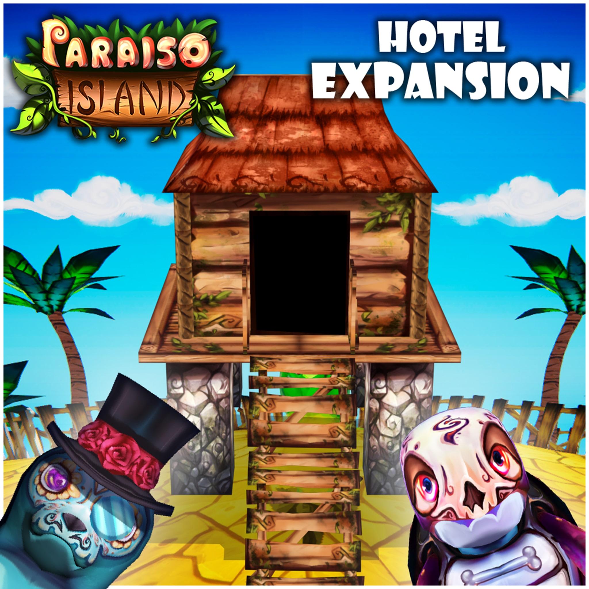 Paraiso Island Hotel Expansion