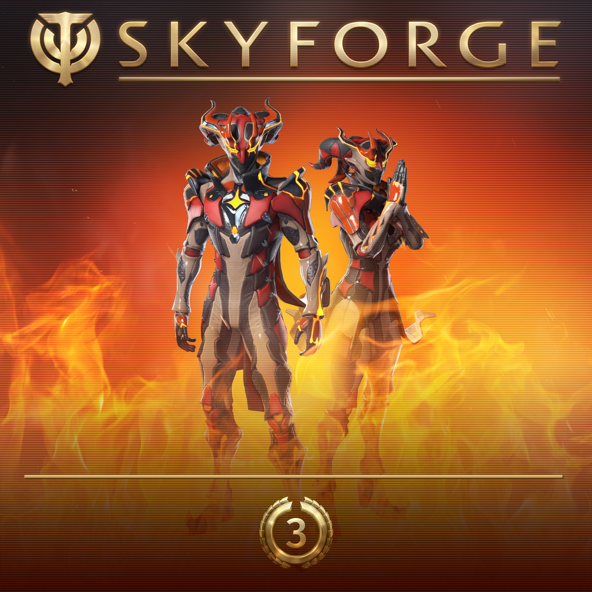 Skyforge : PlayStation®Plus exclusive pack 3.0