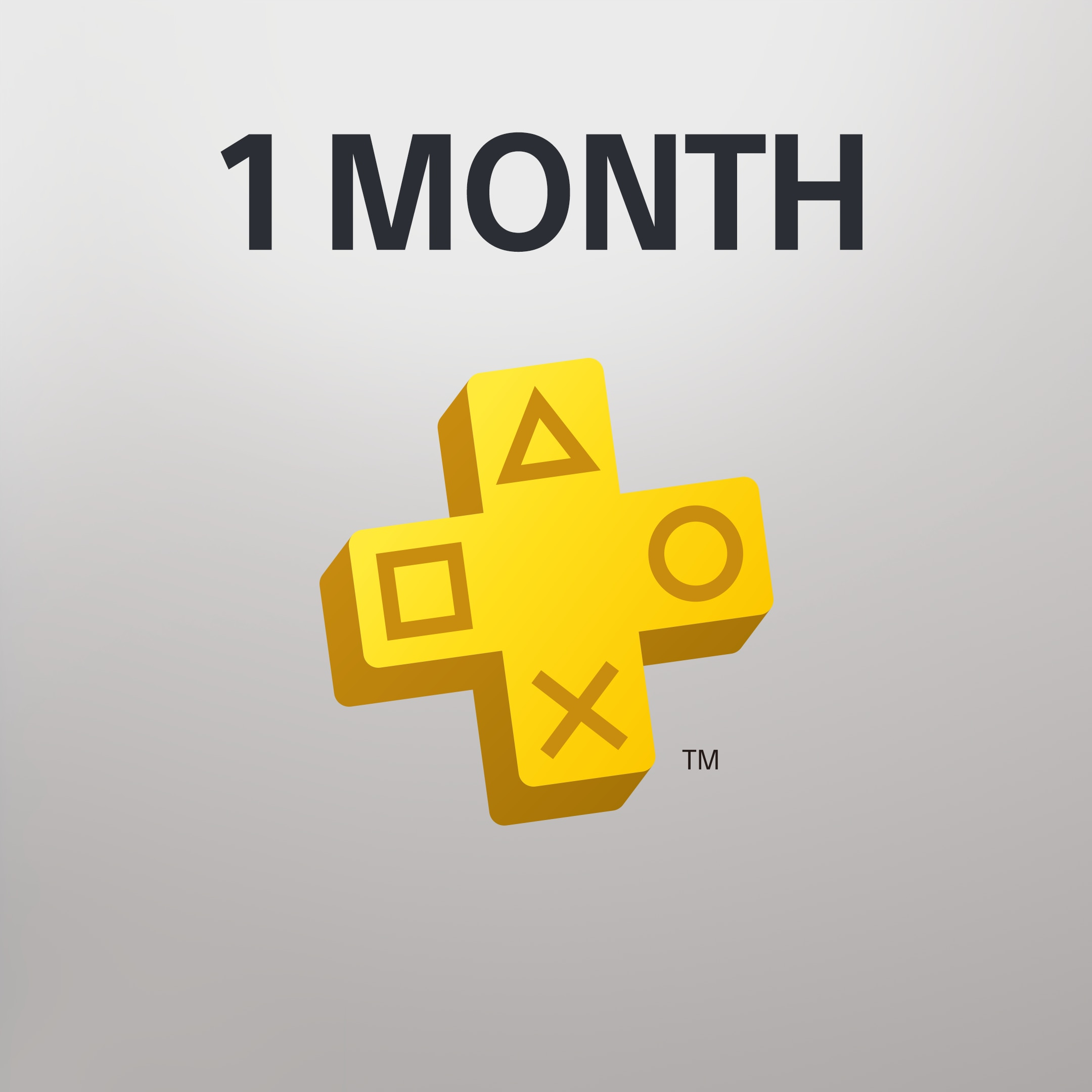 PlayStation Plus (1 MONTH MEMBERSHIP)