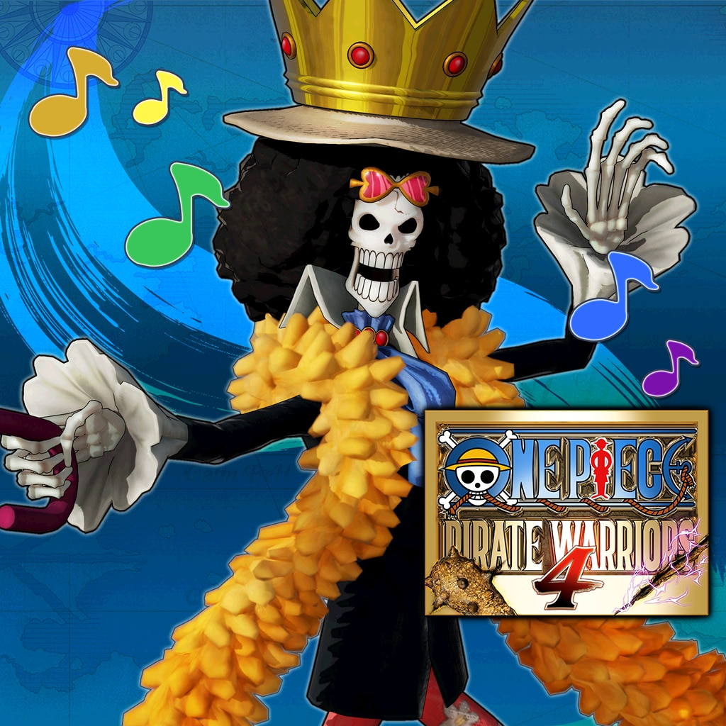 ONE PIECE: PIRATE WARRIORS 4 Anime Song Pack (English Ver.)