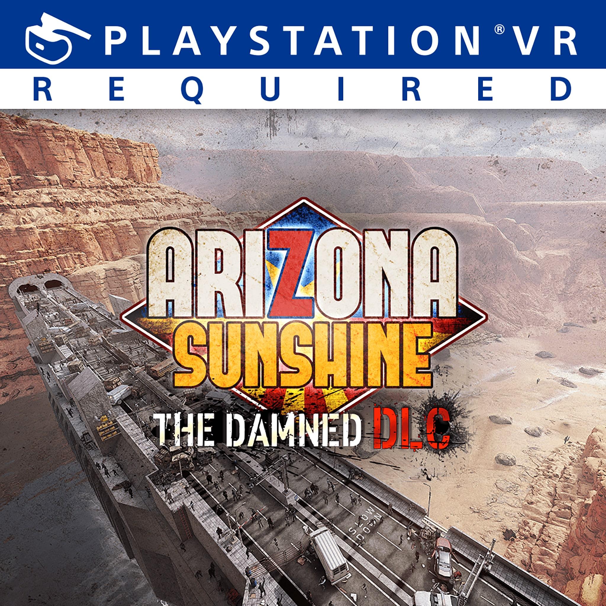Arizona Sunshine® - The Damned DLC