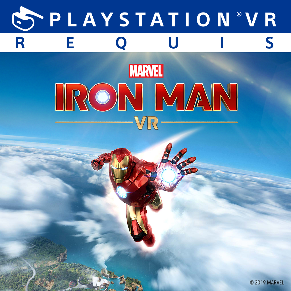 Marvel's Iron Man VR - Démo