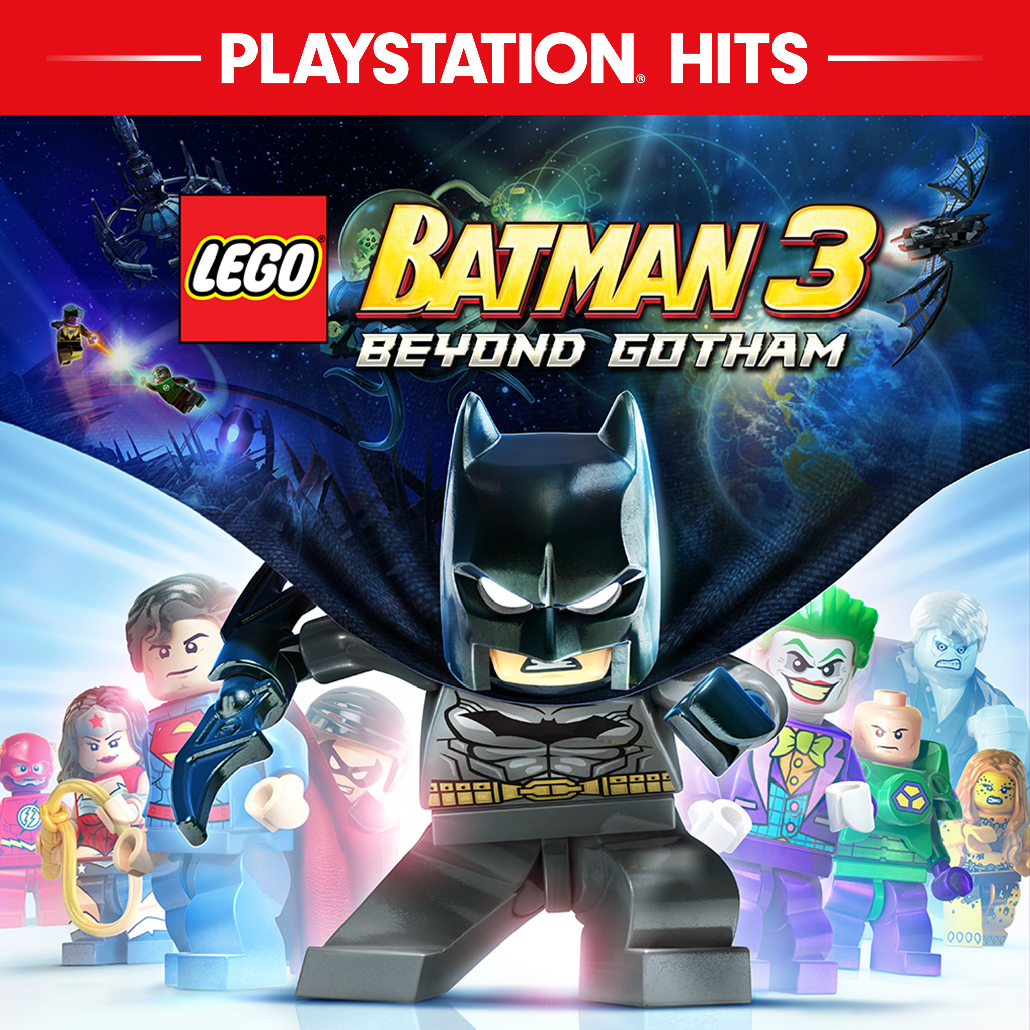 LEGO® BATMAN™ 3: GOTHAM'IN ÖTESİ