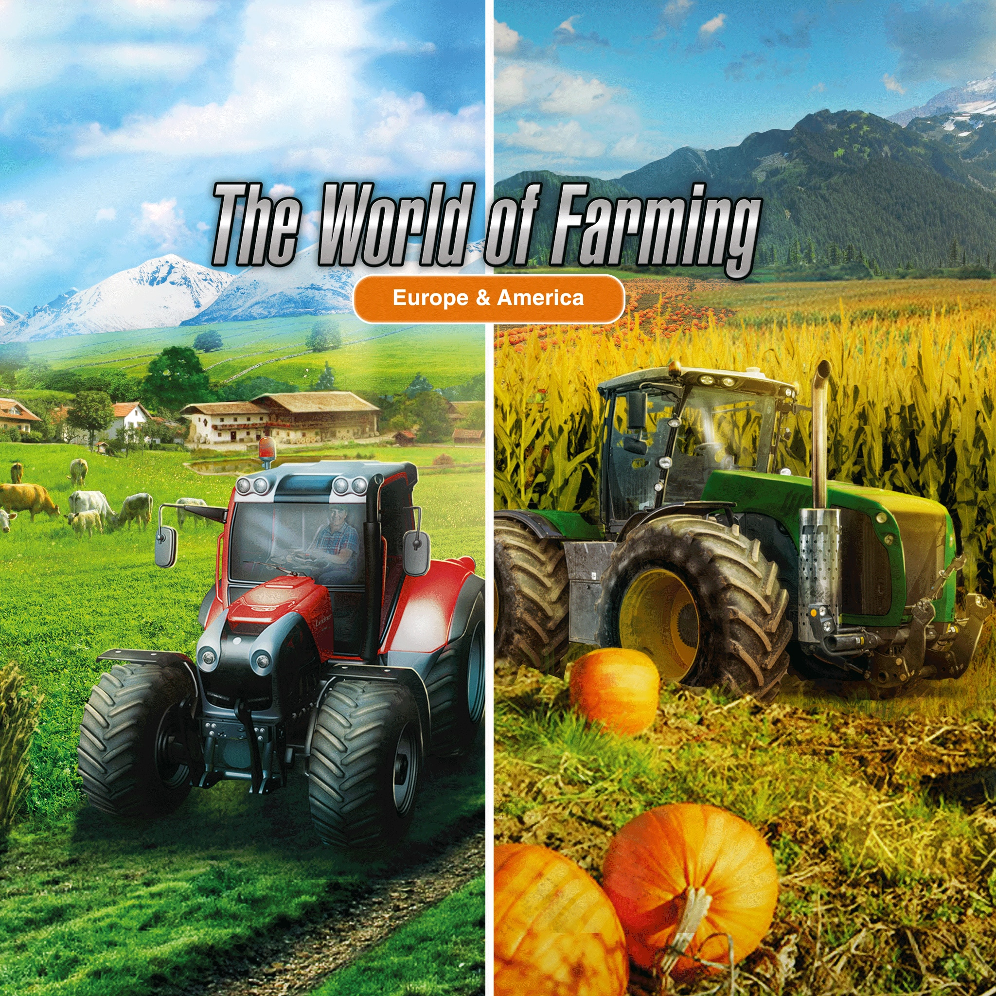 World of Farming Bundle