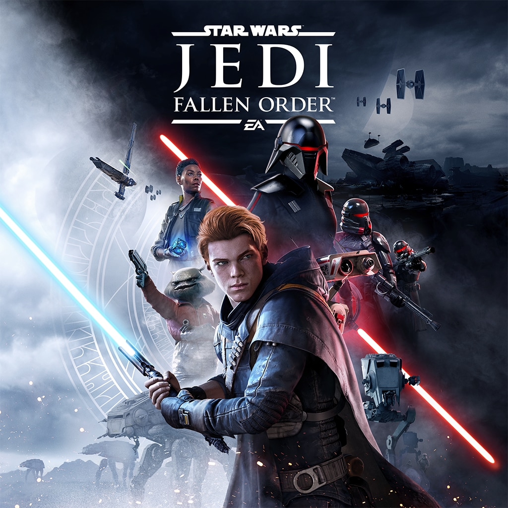 STAR WARS Jedi: Fallen Order™ (English/Chinese/Korean Ver.)