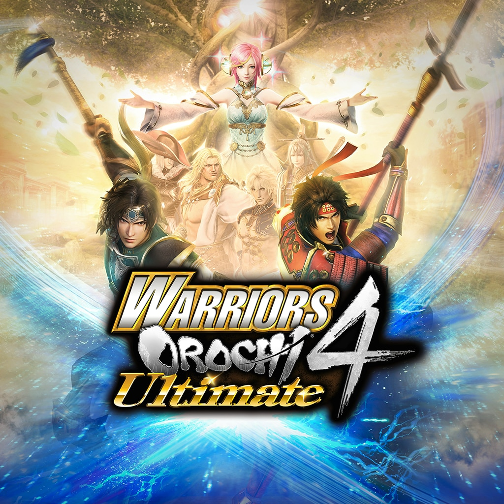 WARRIORS OROCHI 4 Ultimate (English Ver.)