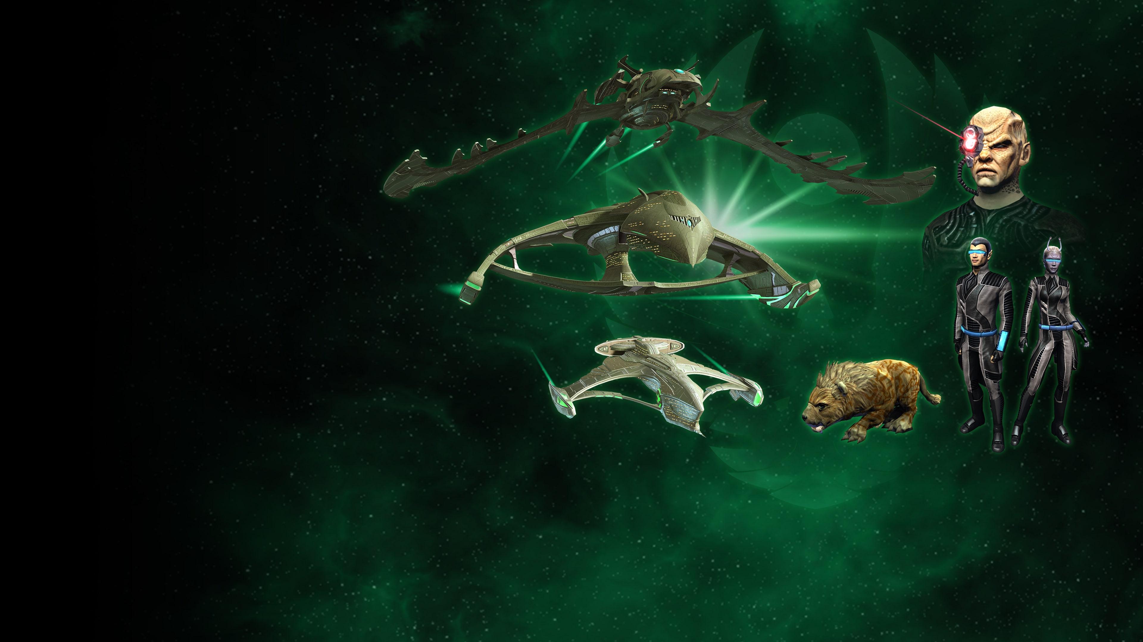 Romulan Fleet Admiral Faction Pack