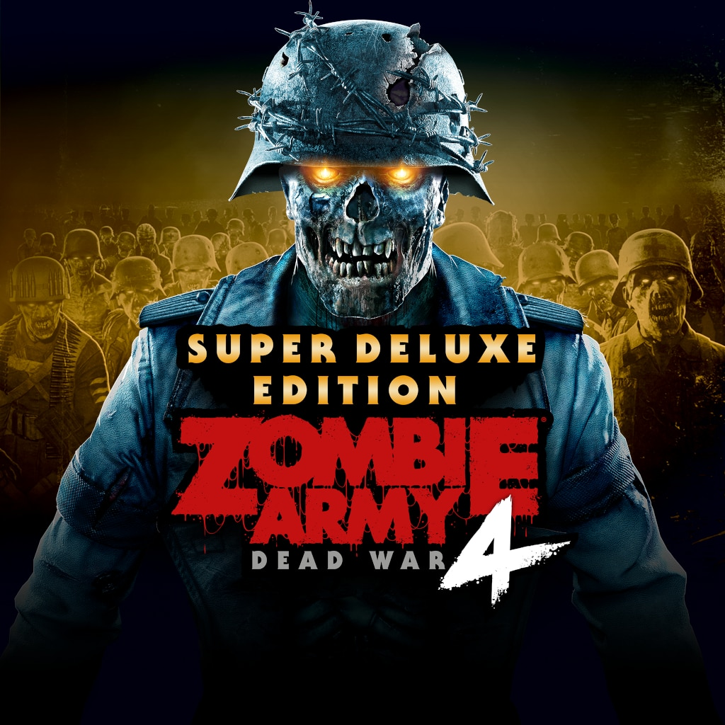 Zombie Army 4: Super Deluxe Edition
