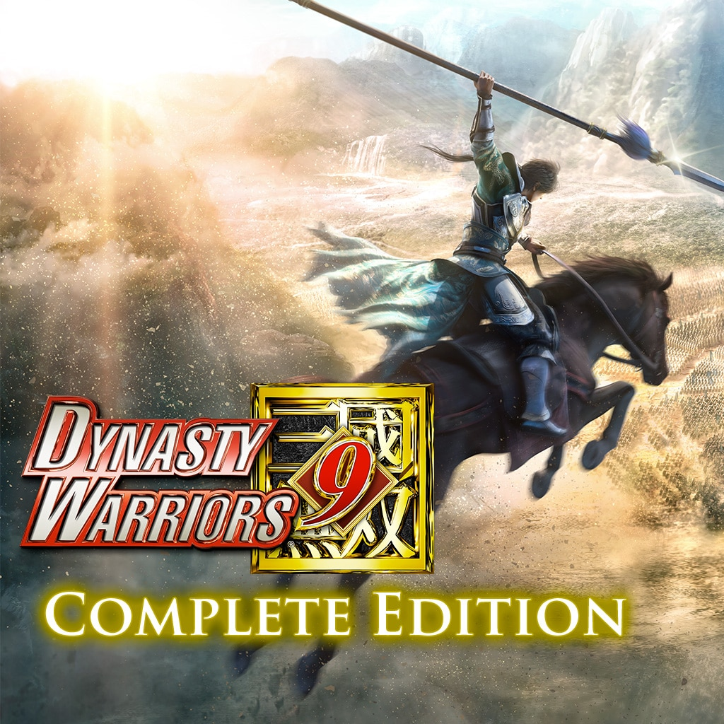 DYNASTY WARRIORS 9 Complete Edition (English Ver.)