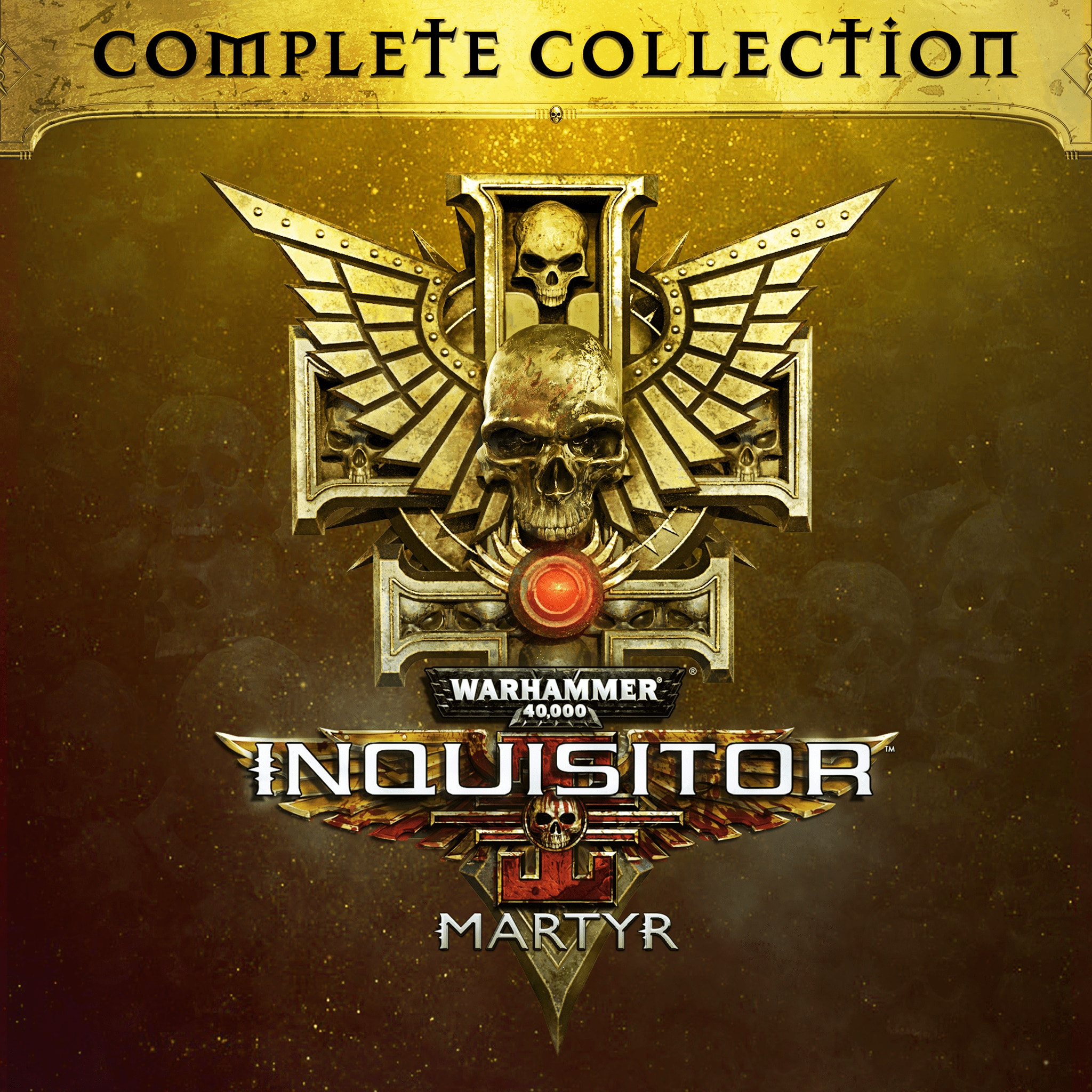 Warhammer 40,000: Inquisitor - Martyr Complete Collection