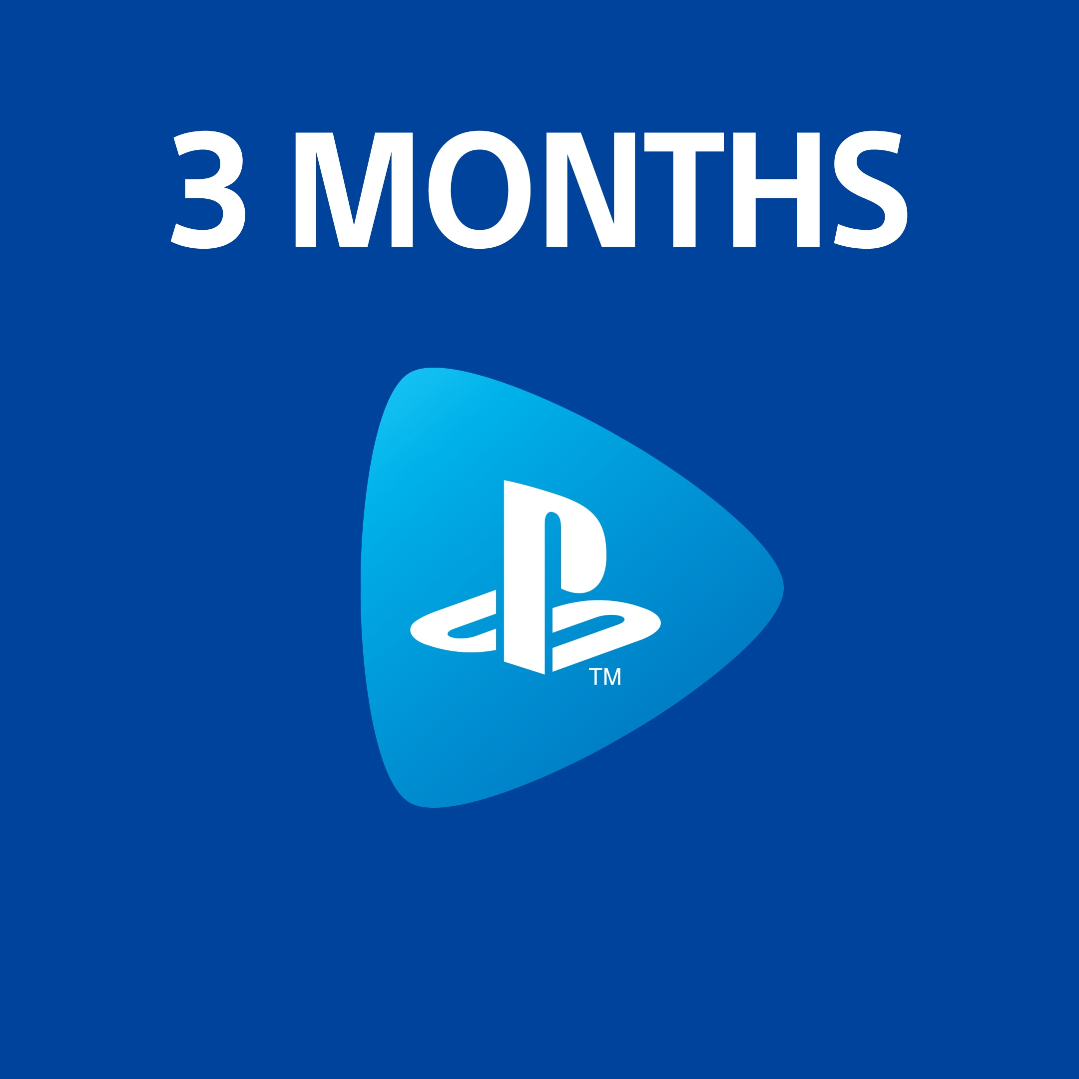 PlayStation Now: 3 Month Subscription