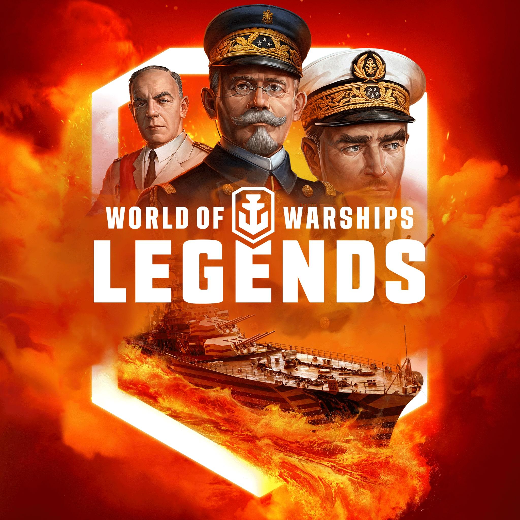 World of Warships: Legends — De Grasse الرشيقة
