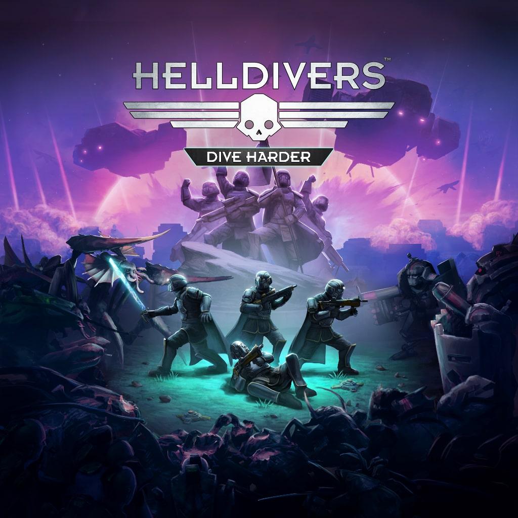 """HELLDIVERS™ 「英雄たちの試練」エディションパック (""""Dive Harder"""")"""