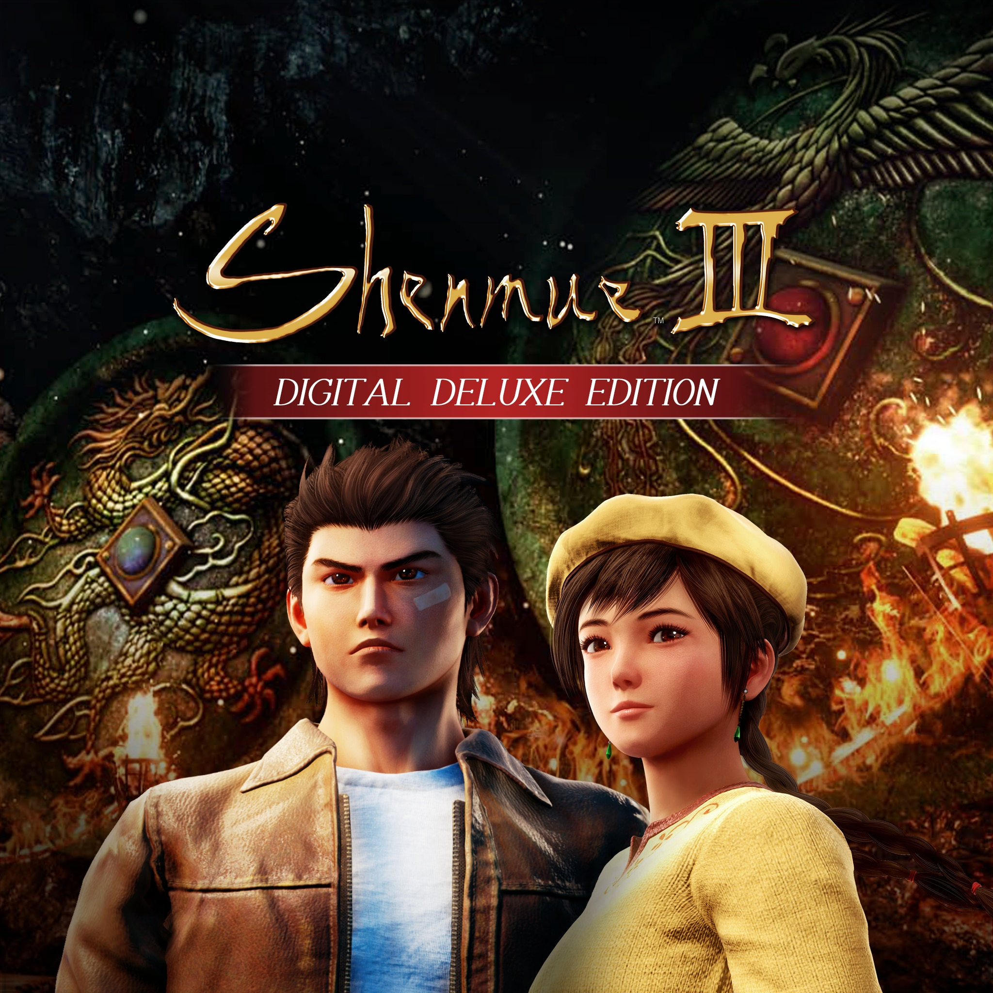 Shenmue III - Digital Deluxe Edition