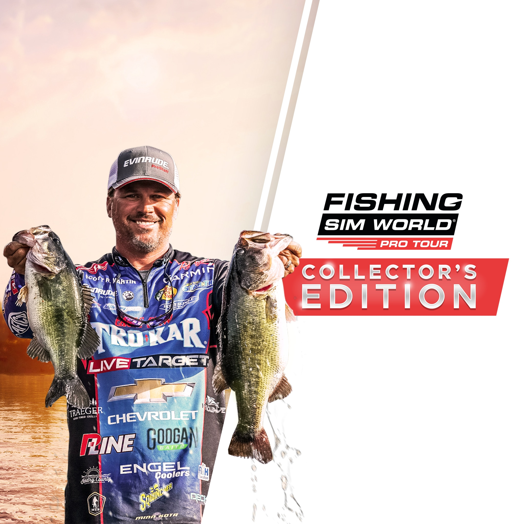 Fishing Sim World®: Pro Tour - Collector's Edition