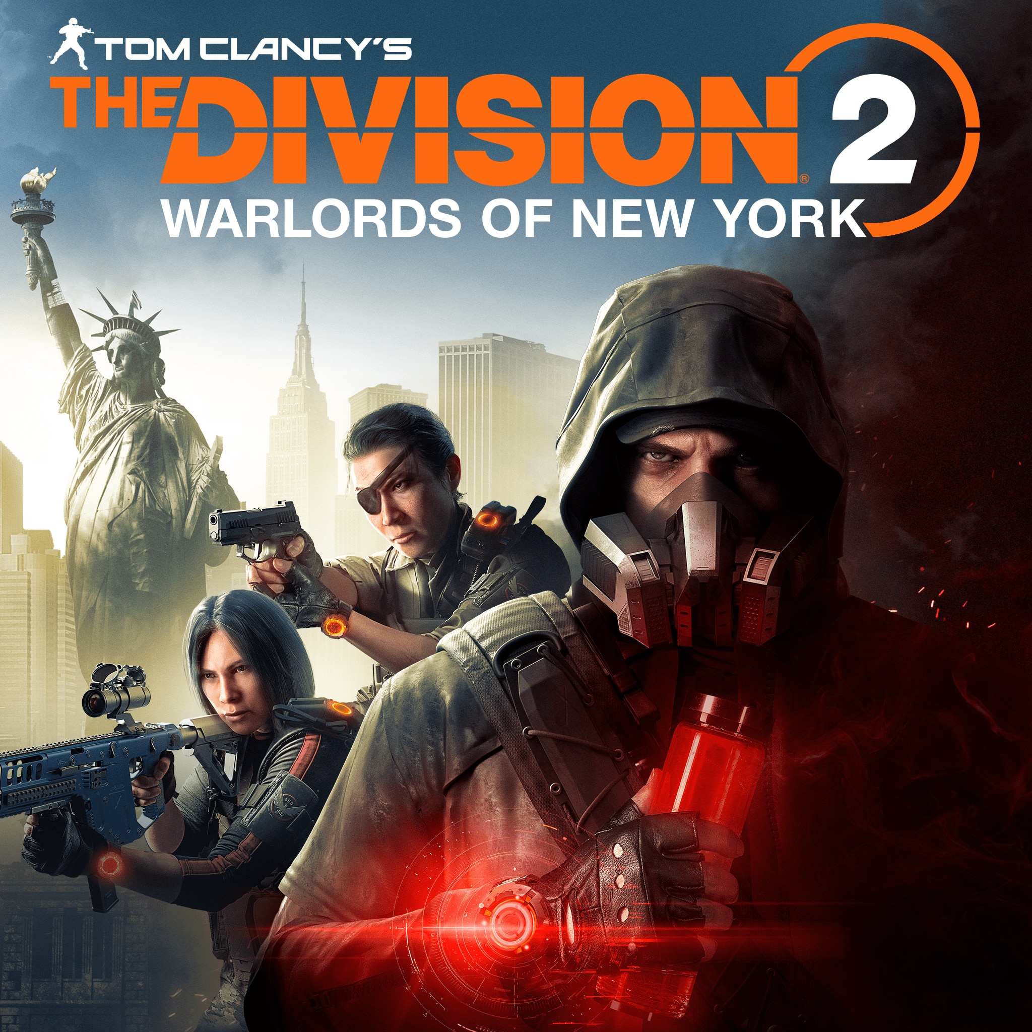 The Division 2 Warlords Of New York Edition