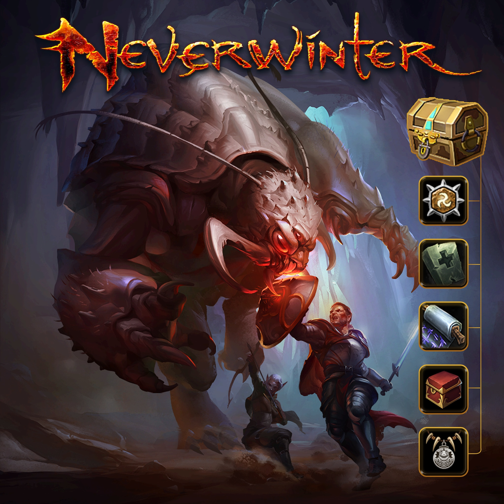 Neverwinter: Undermountain Preparedness Bundle