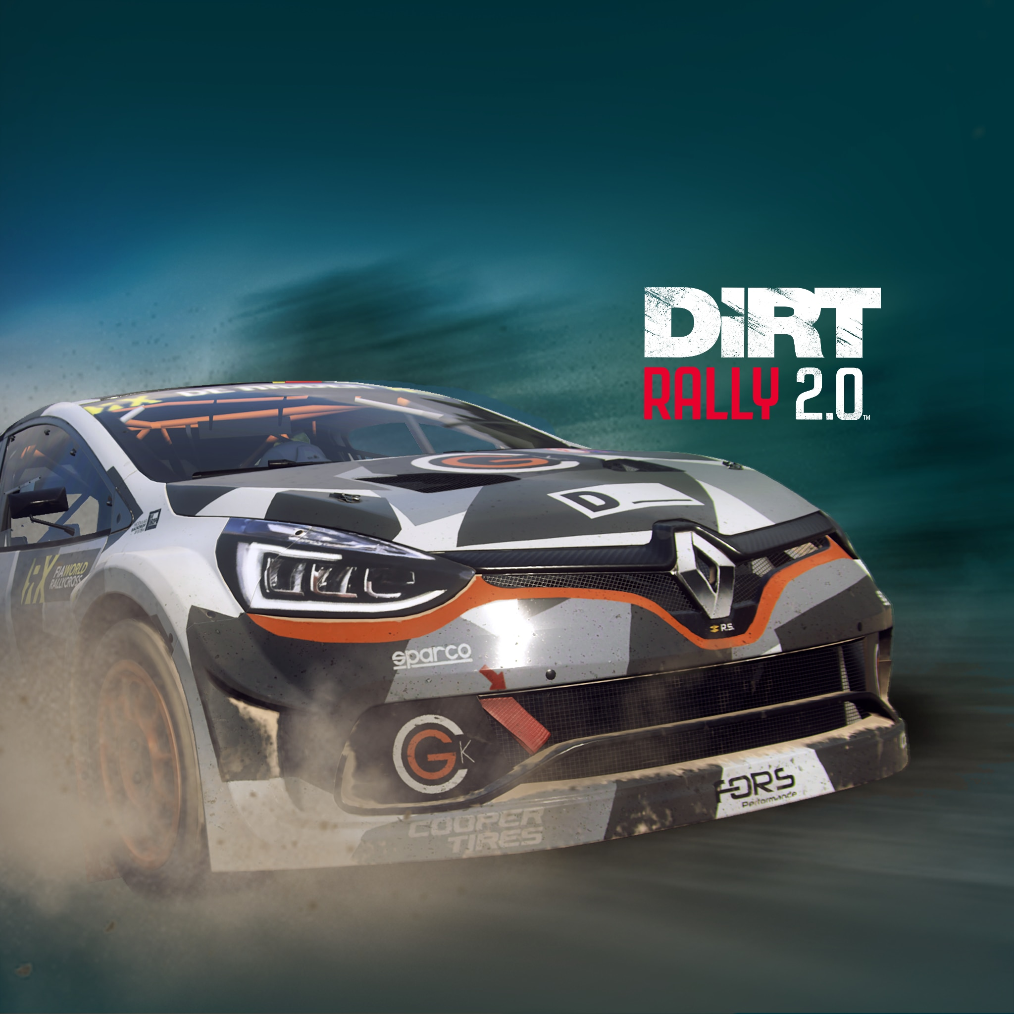 DiRT Rally 2.0 - Renault Clio R.S. RX