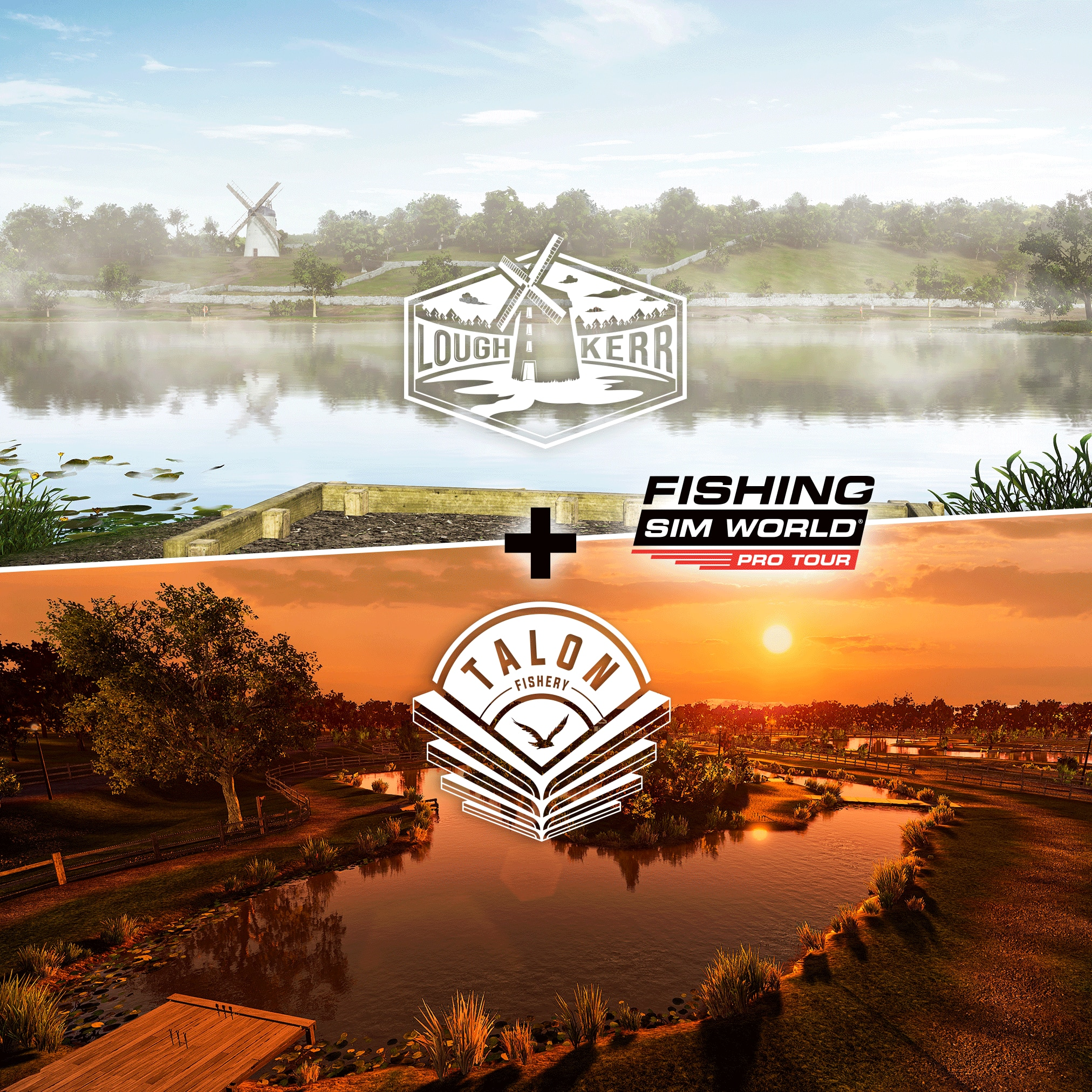 Fishing Sim World®: Pro Tour - Lough Kerr + Talon Fishery