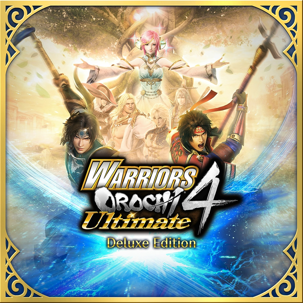 WARRIORS OROCHI 4 Ultimate Deluxe Edition (English Ver.)
