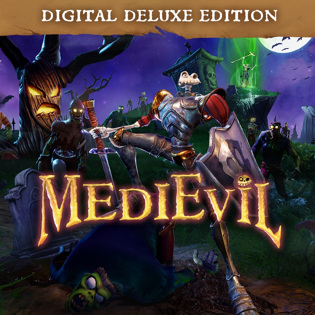 MediEvil Digital Deluxe Edition (English)