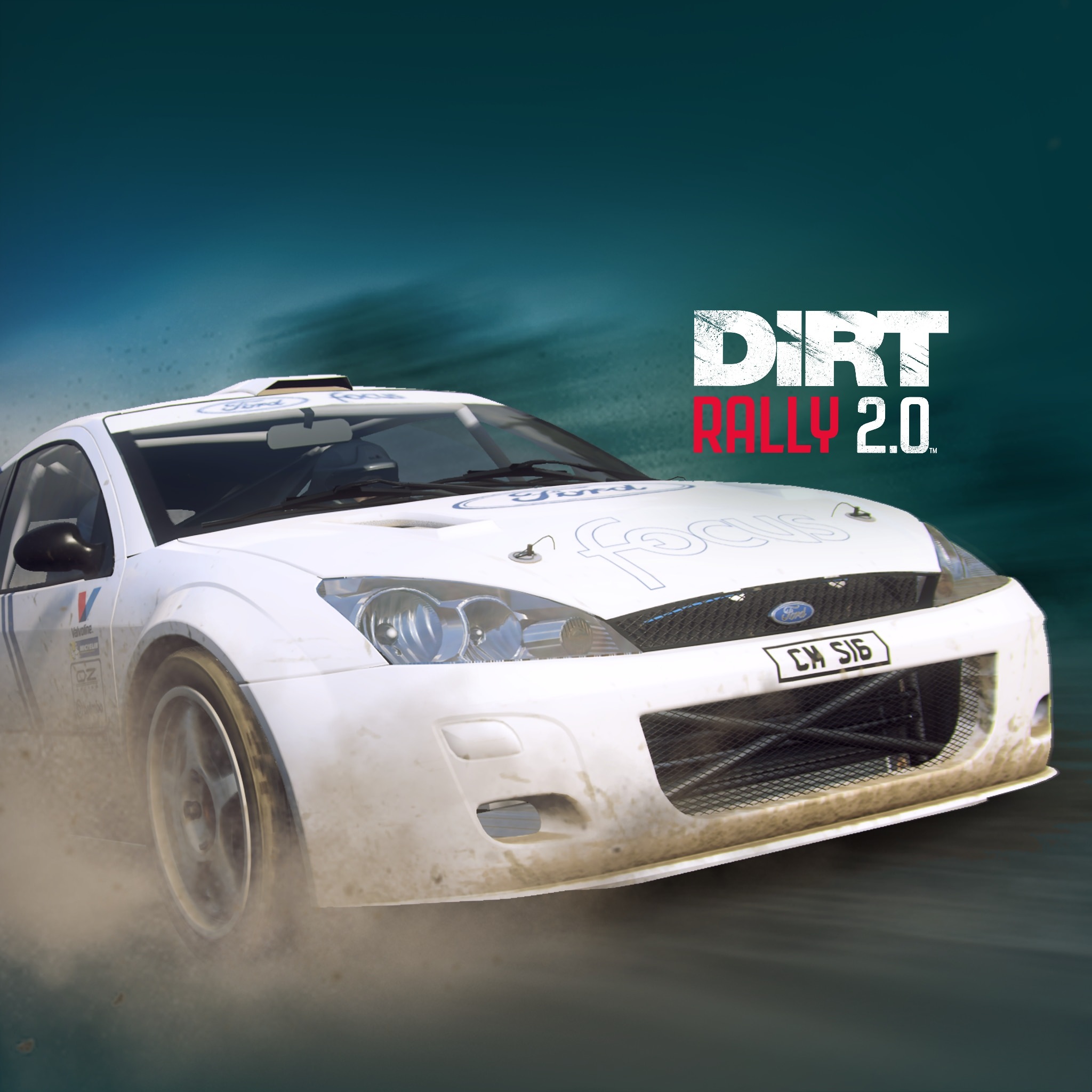 DiRT Rally 2.0 - Ford Focus RS Rally 2001