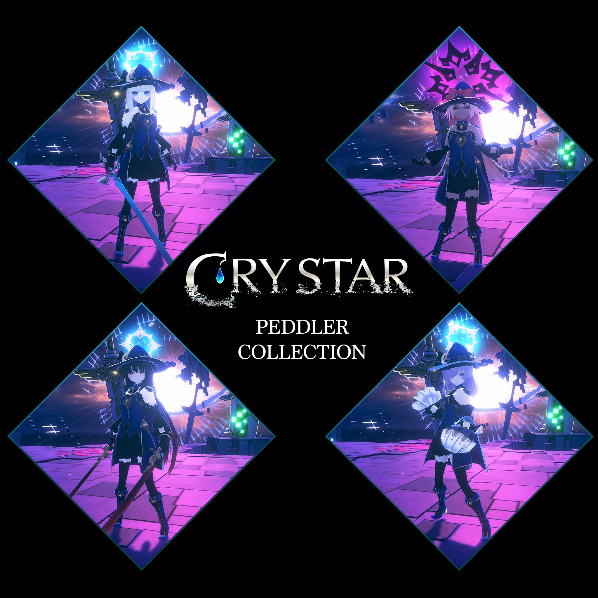 CRYSTAR Peddler Collection