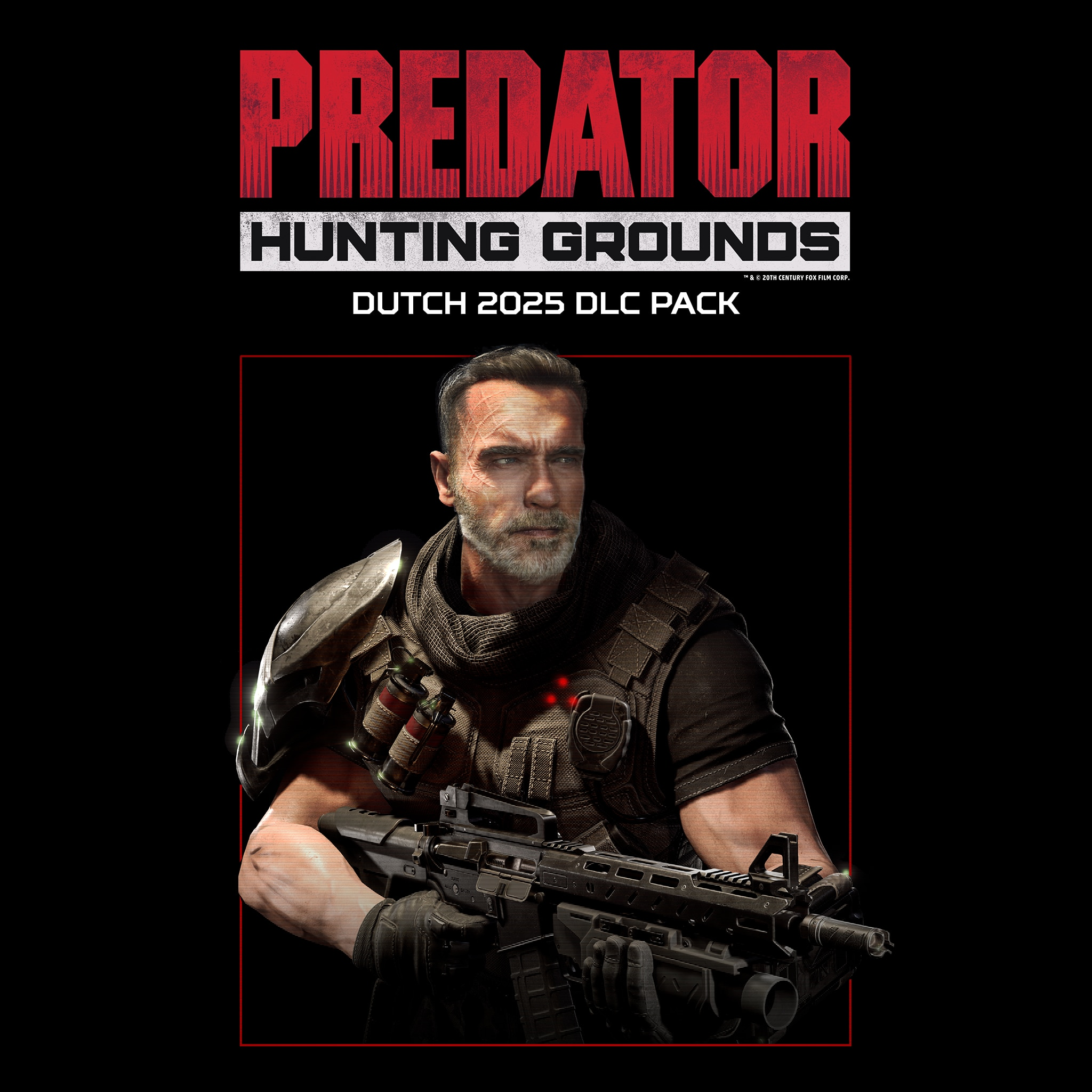 Predator: Hunting Grounds Dutch 2025 Pack