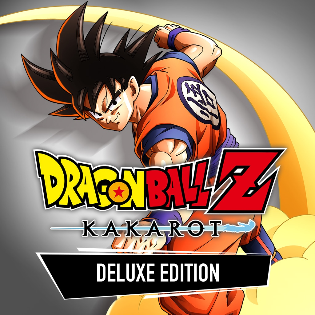 DRAGON BALL Z: KAKAROT - Deluxe Edition (Simplified Chinese, Korean, Thai, Traditional Chinese)