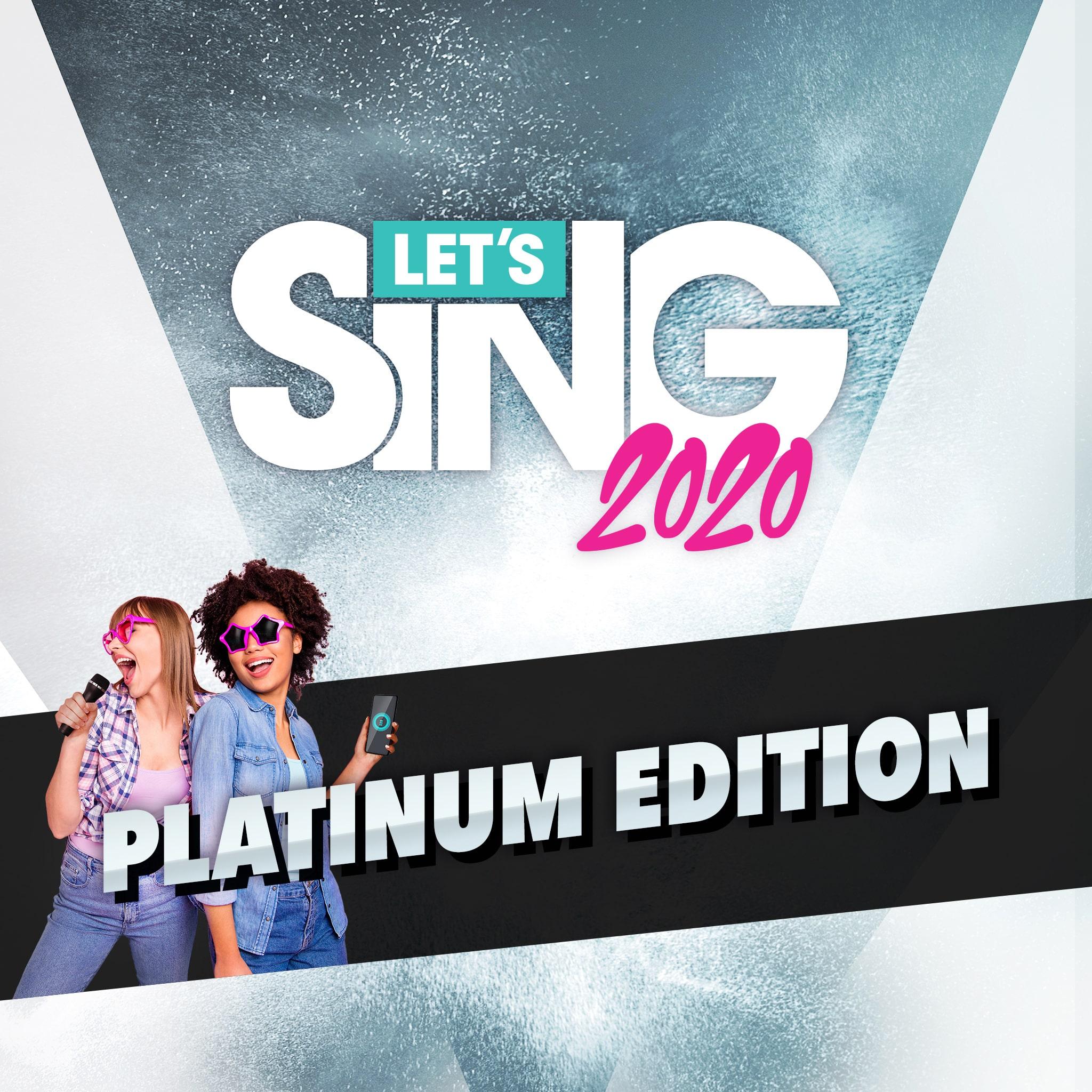 Let's Sing 2020 Platinum Edition