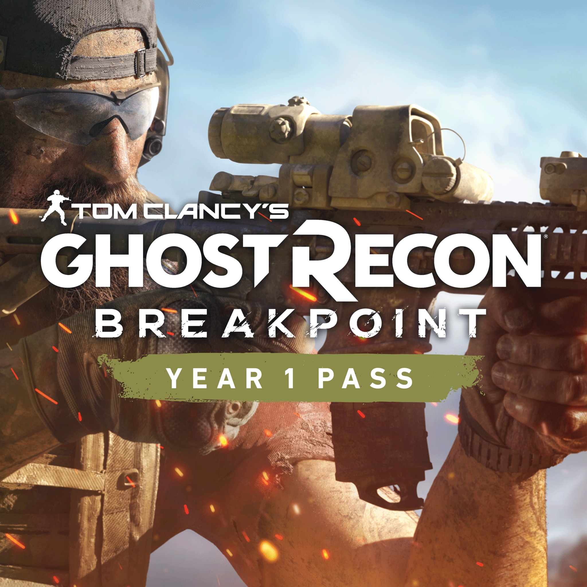 Ghost Recon Breakpoint - Year 1 Pass
