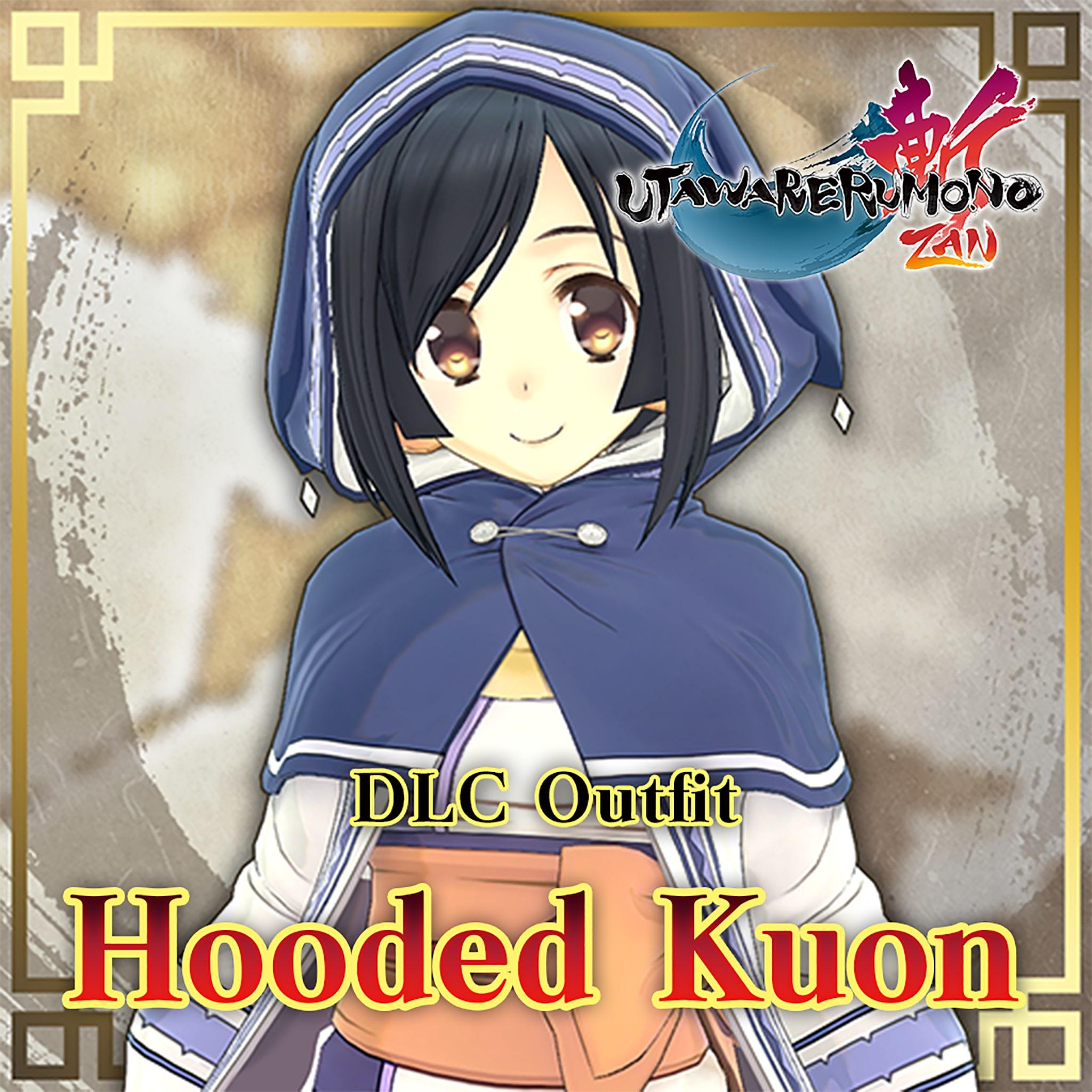 Utawarerumono: ZAN Special Outfit - Hooded Kuon