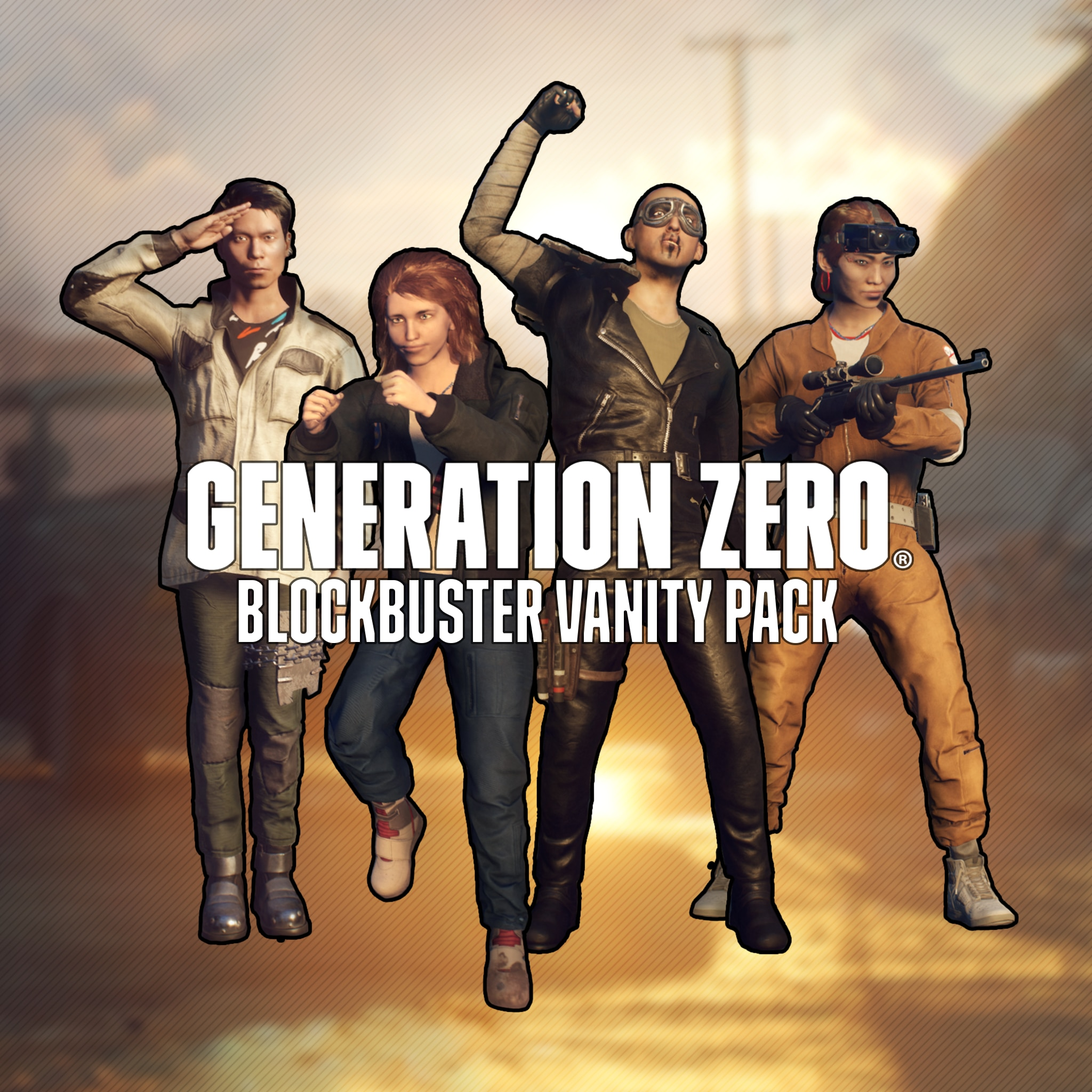 Generation Zero® - Blockbuster Vanity Pack