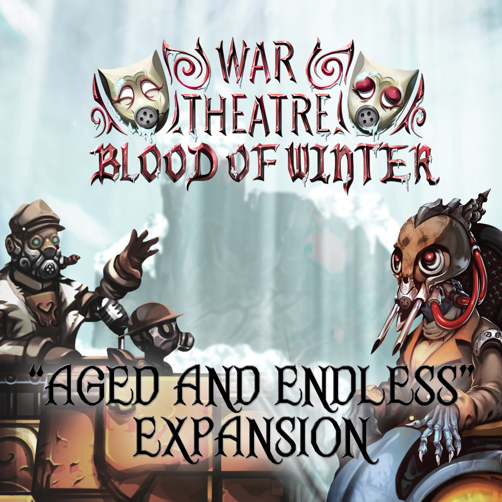 War Theatre: Blood of Winter - Aged and Endless