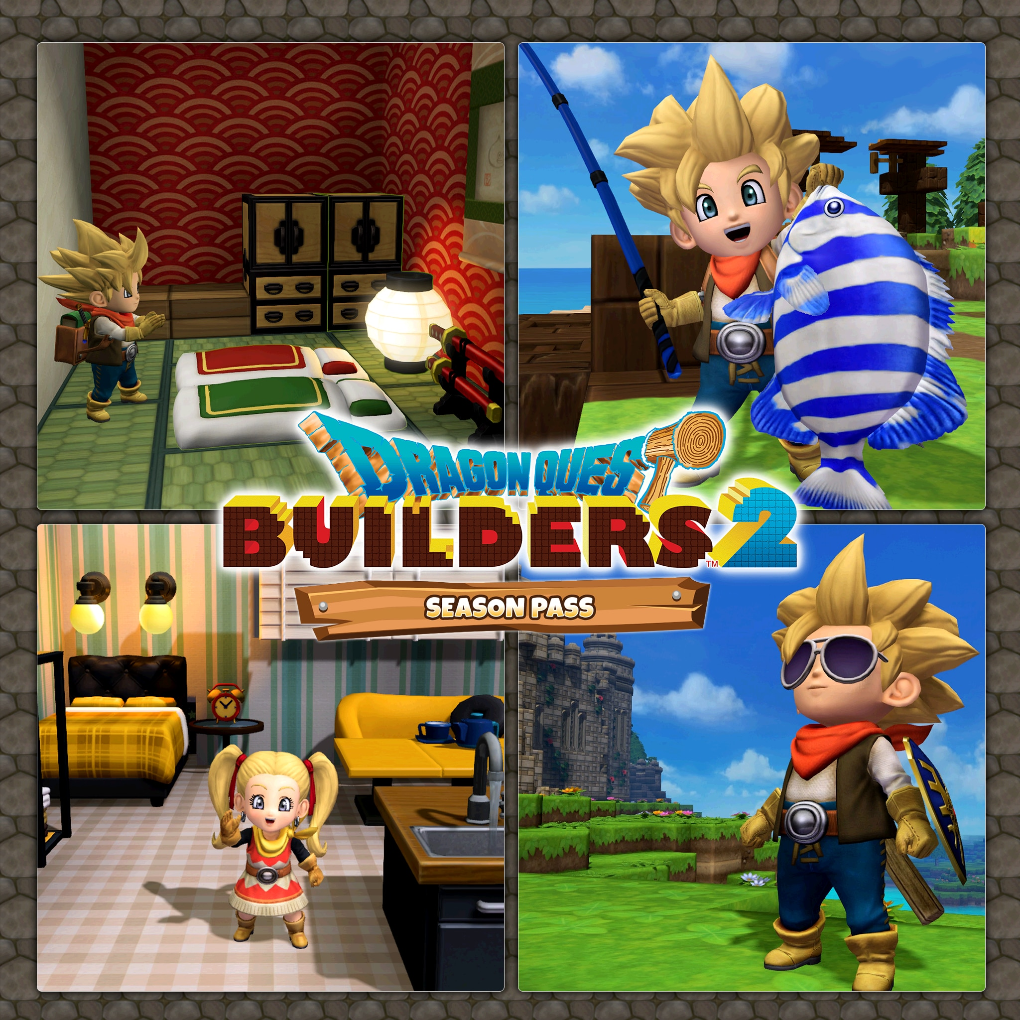 DRAGON QUEST BUILDERS 2 - Season Pass