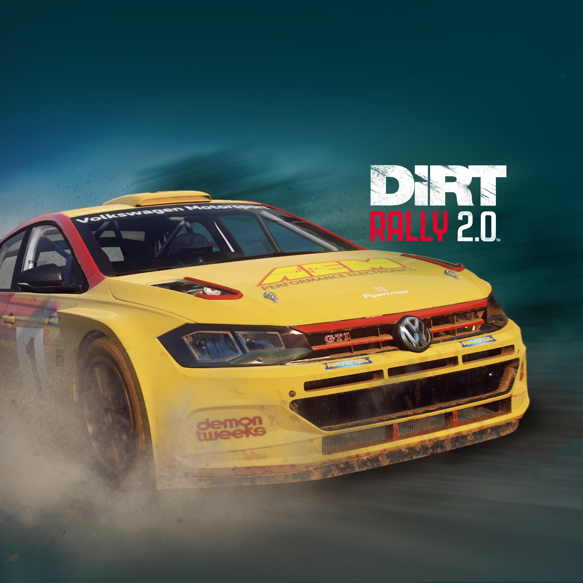 DiRT Rally 2.0 - Season 4 - Stage 1 Liveries