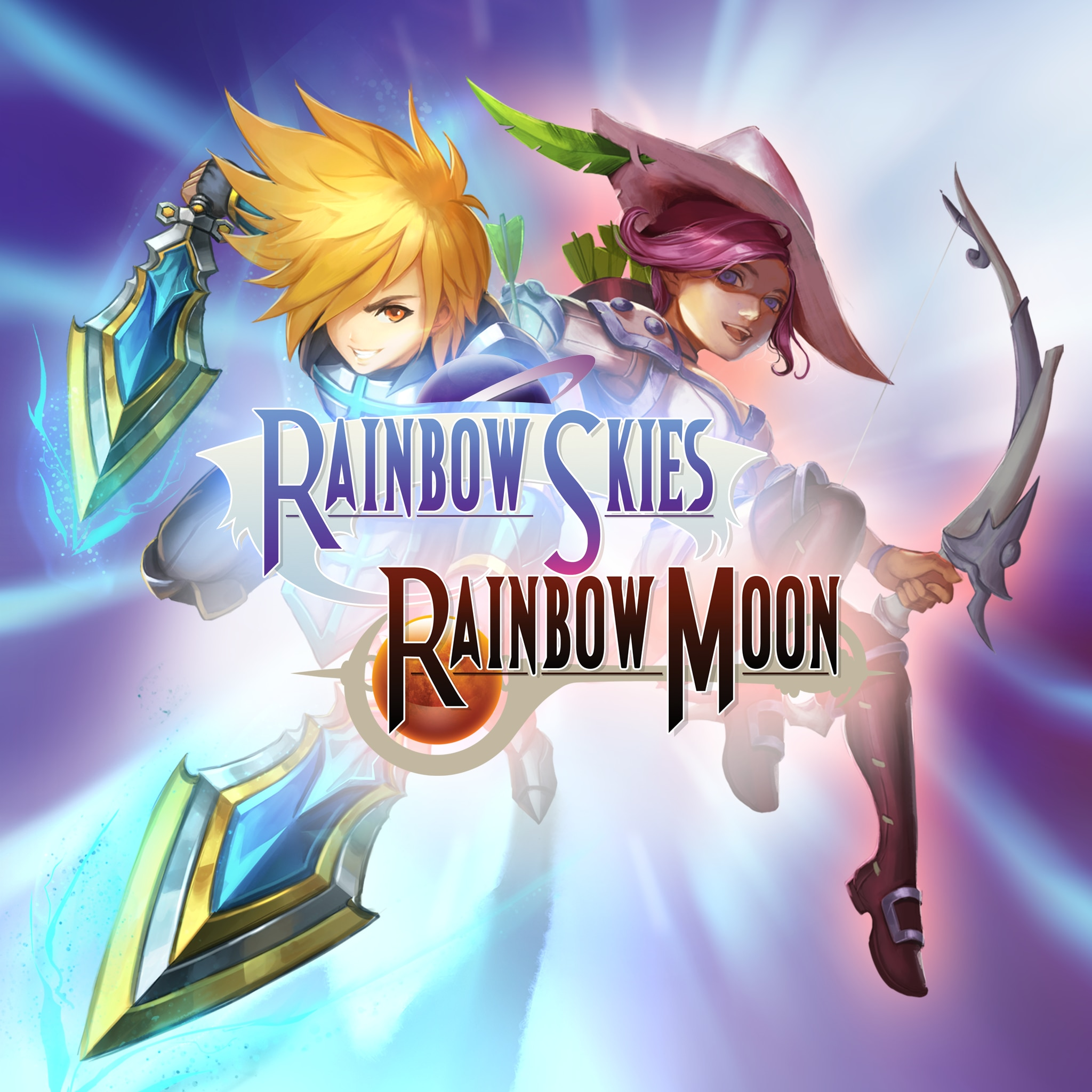 Rainbow Skies + Rainbow Moon Mega RPG Bundle