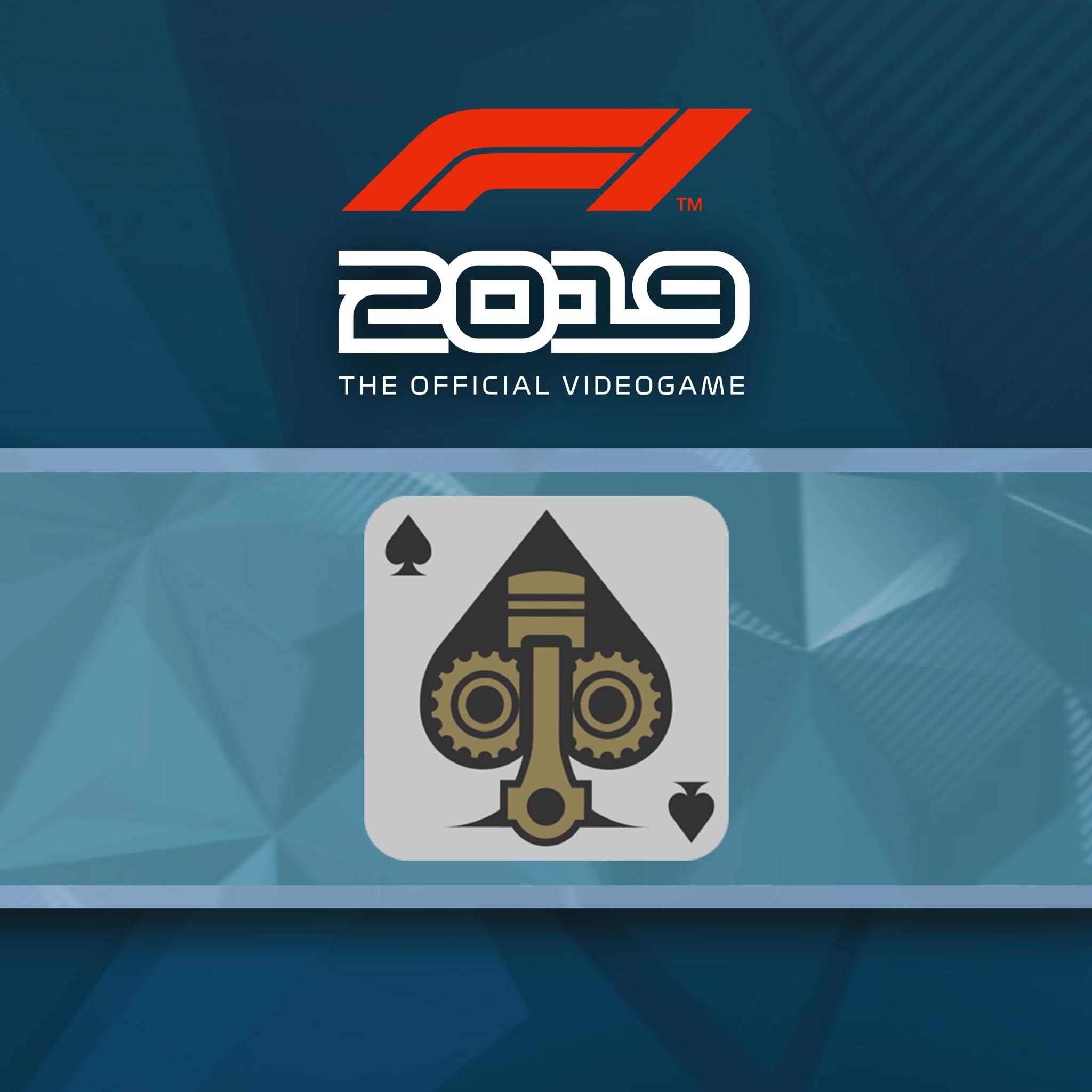 F1® 2019: Badge 'Aced'