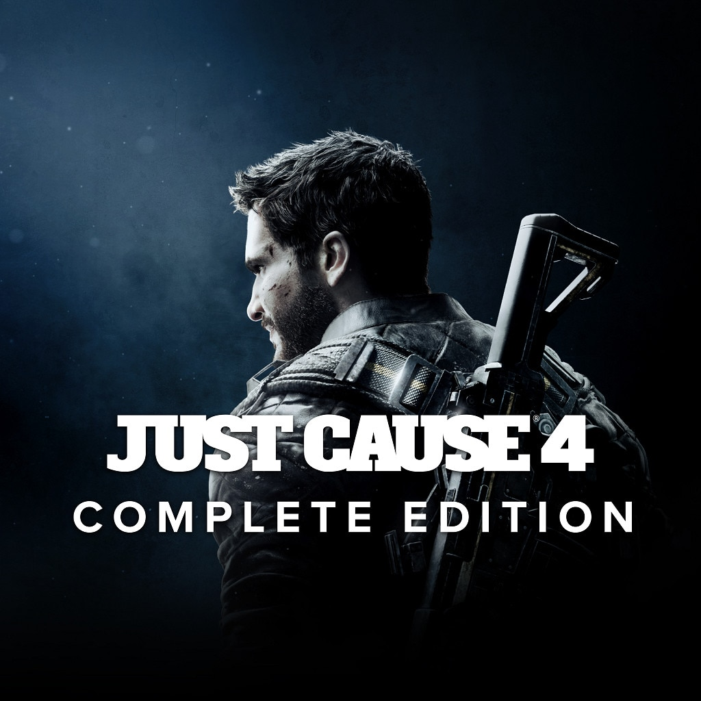 Just Cause 4 - Complete Edition (English Ver.)
