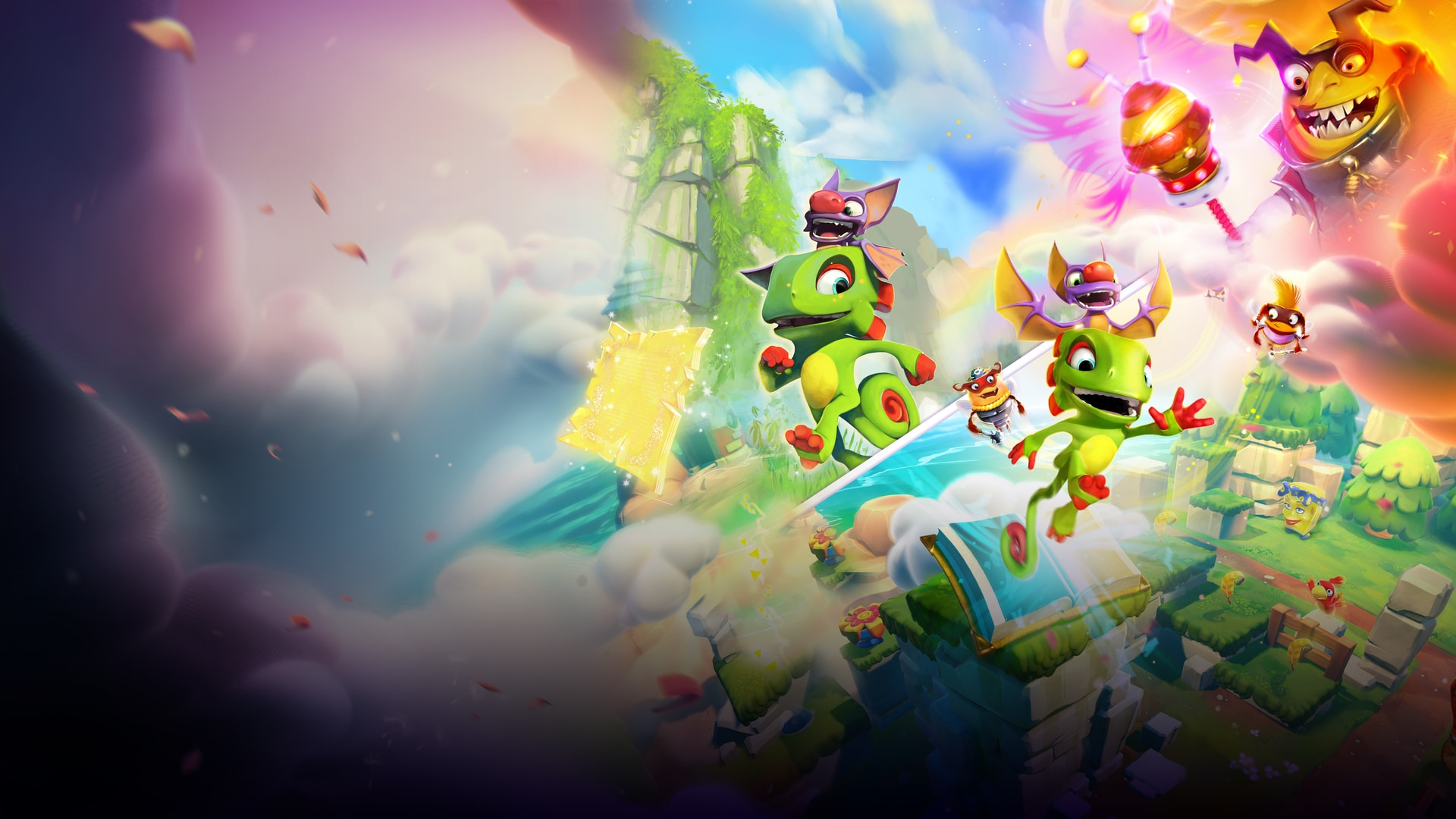 Yooka-Laylee: Buddy Duo Bundle