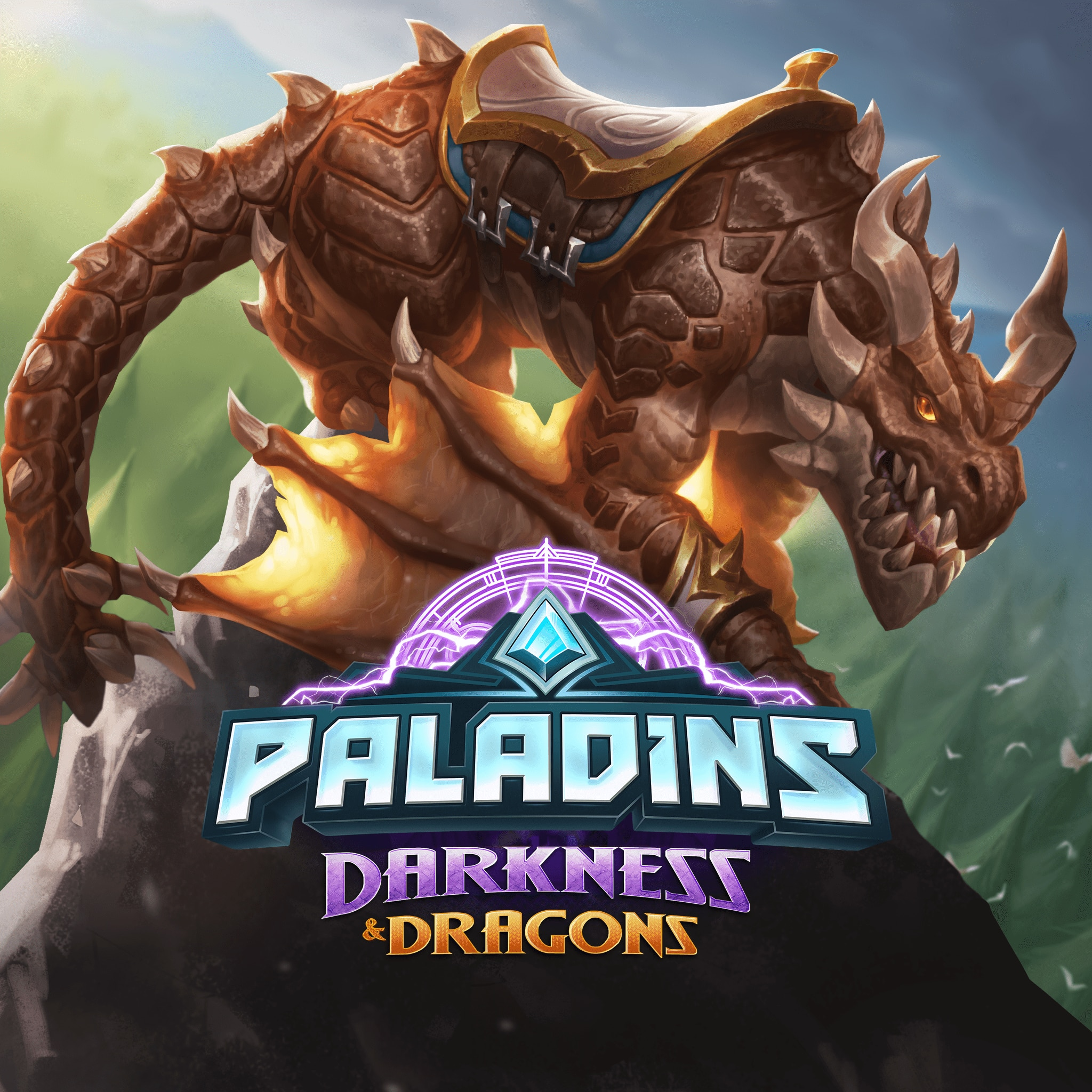 Paladins Dragon Rider Pack