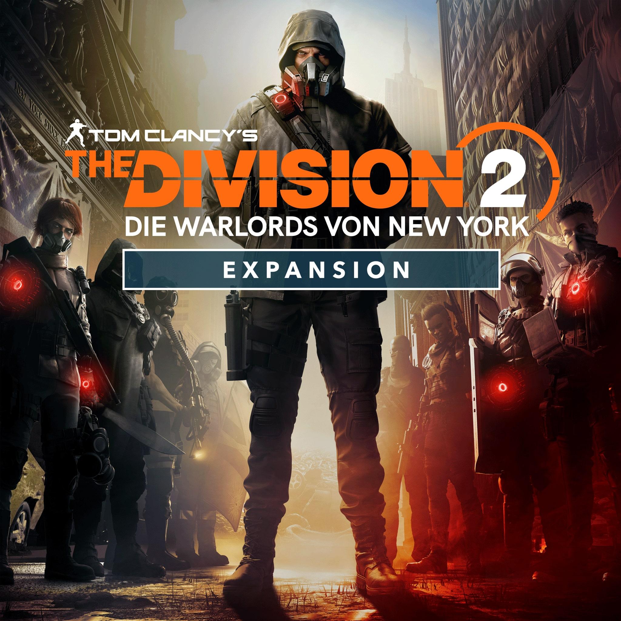 The Division 2 - Die Warlords von NY - Erweiterung