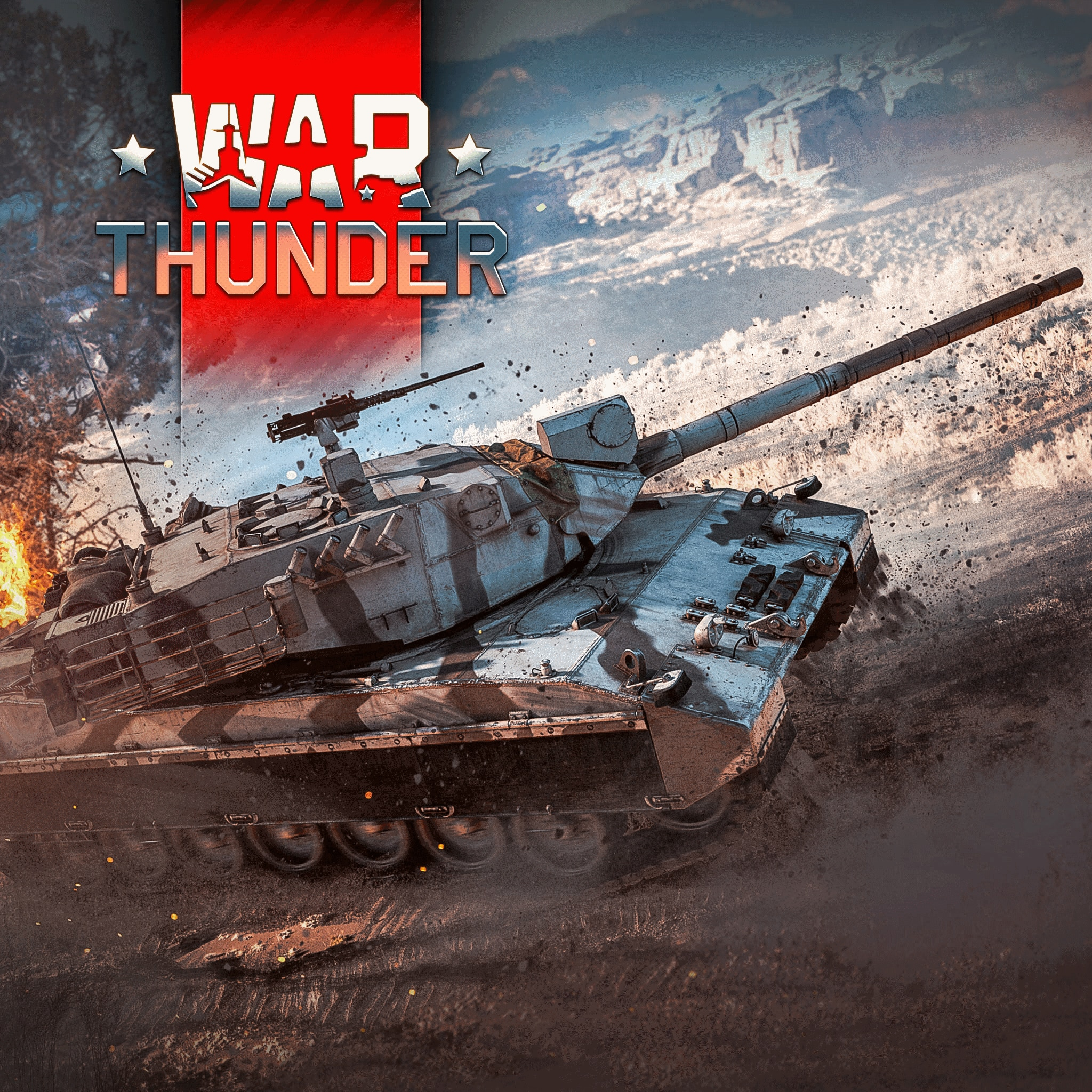 War Thunder - OF-40 Mk.2 (MTCA)
